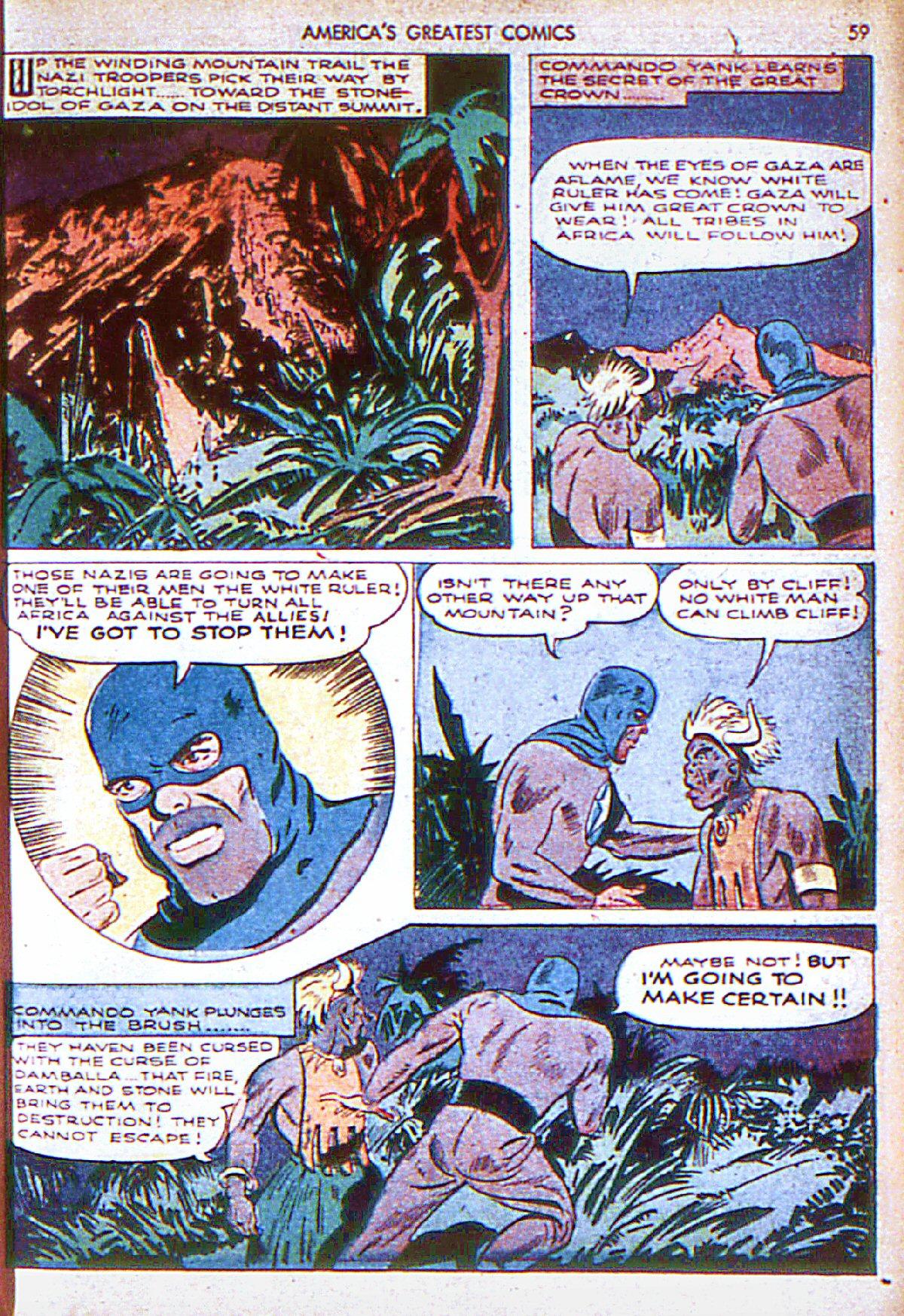 Read online America's Greatest Comics comic -  Issue #6 - 60
