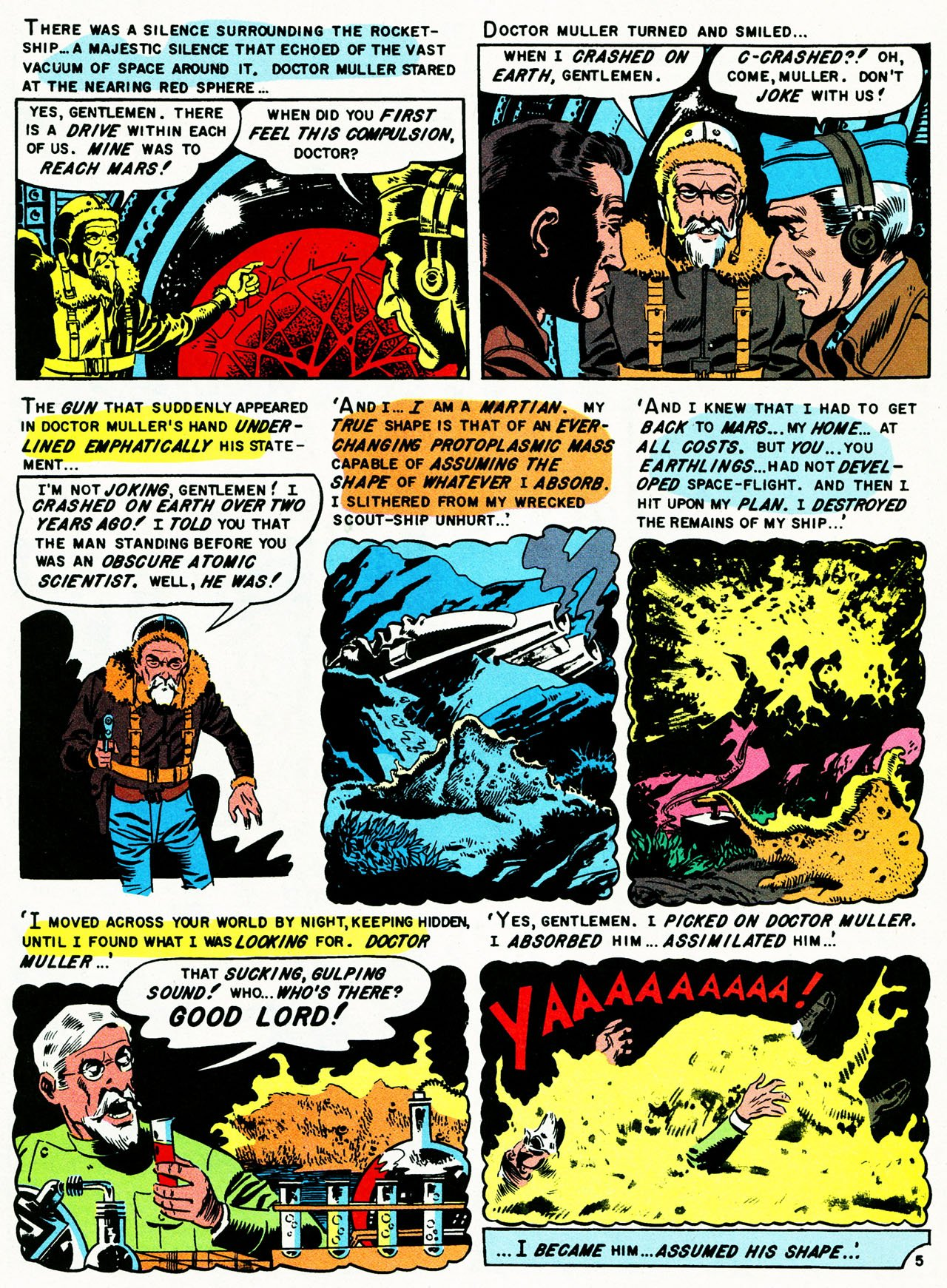 Read online Shock SuspenStories comic -  Issue #10 - 25