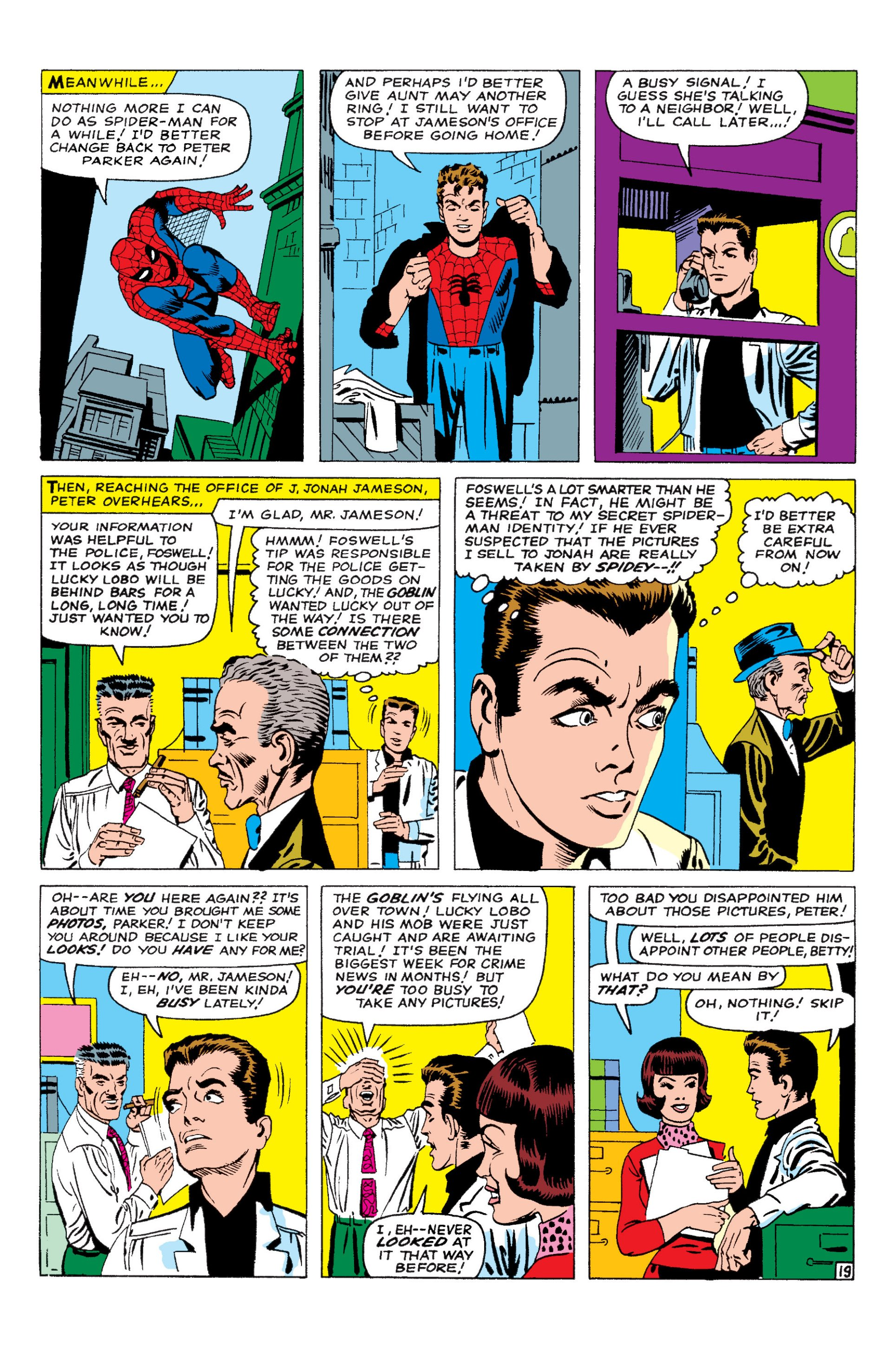 The Amazing Spider-Man (1963) 23 Page 19