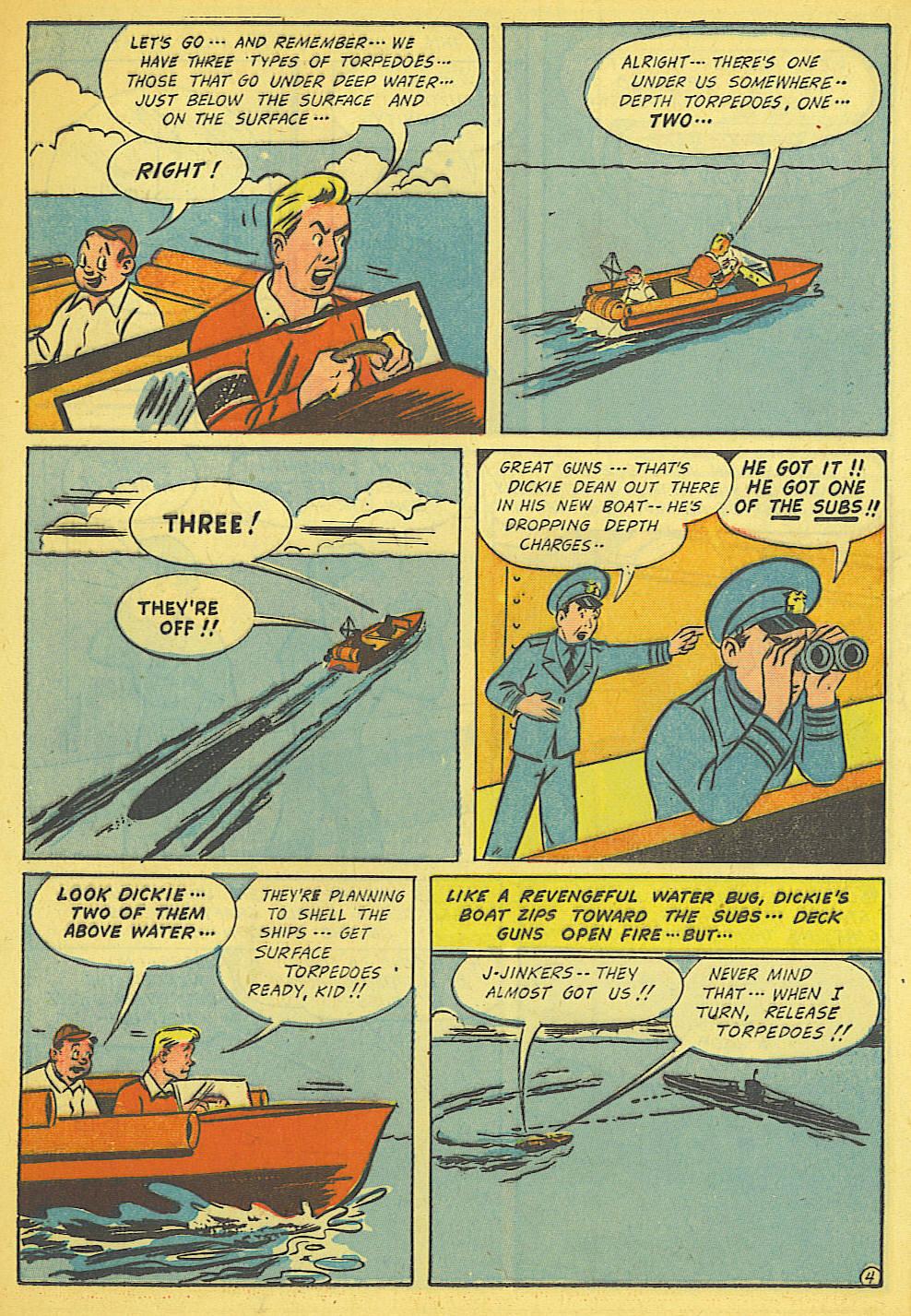 Daredevil (1941) issue 21 - Page 38