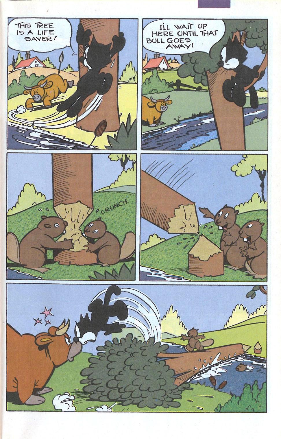 Read online Felix the Cat comic -  Issue #3 - 28