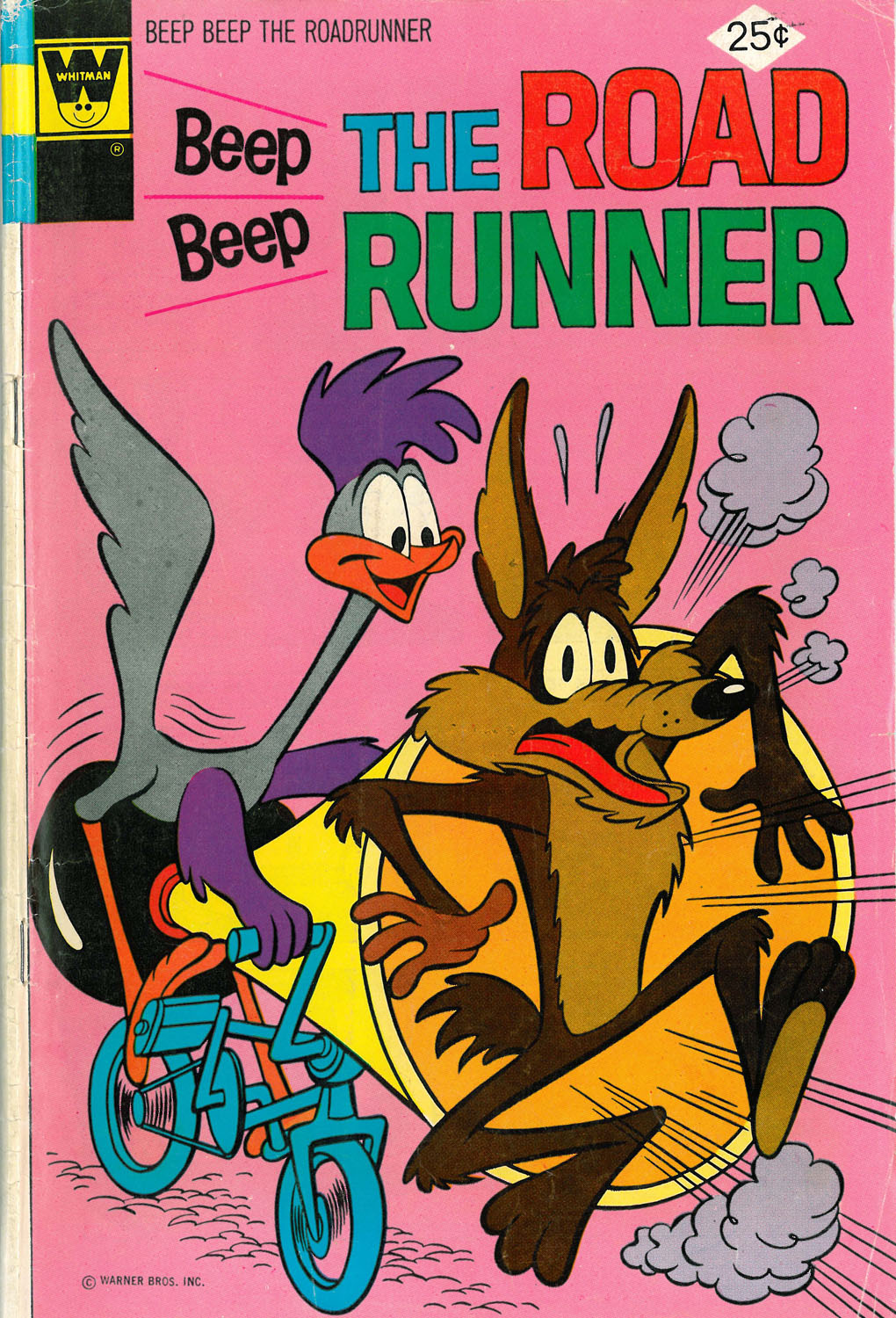Beep Beep The Road Runner 55 Page 1