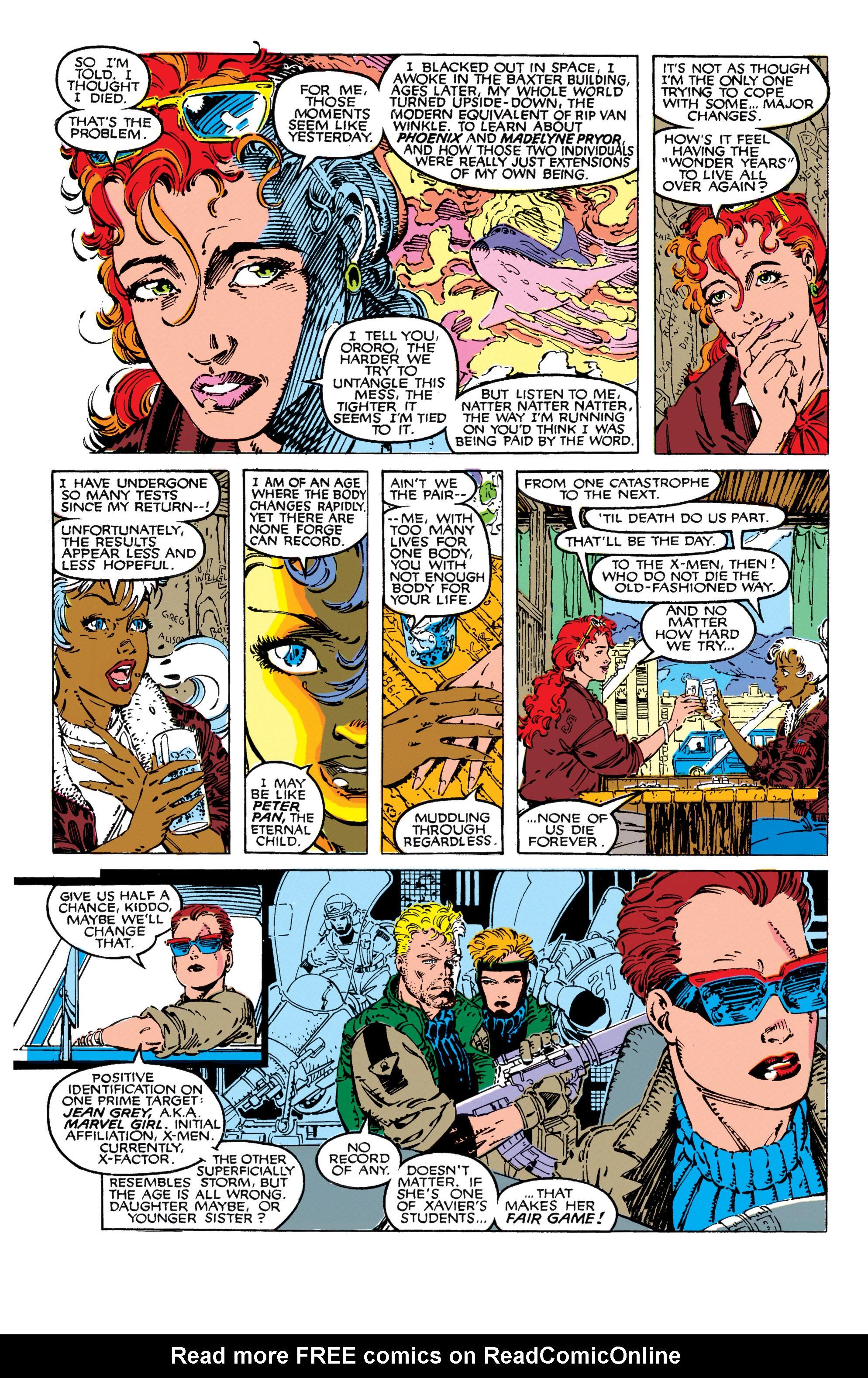 Read online Uncanny X-Men (1963) comic -  Issue #270 - 11