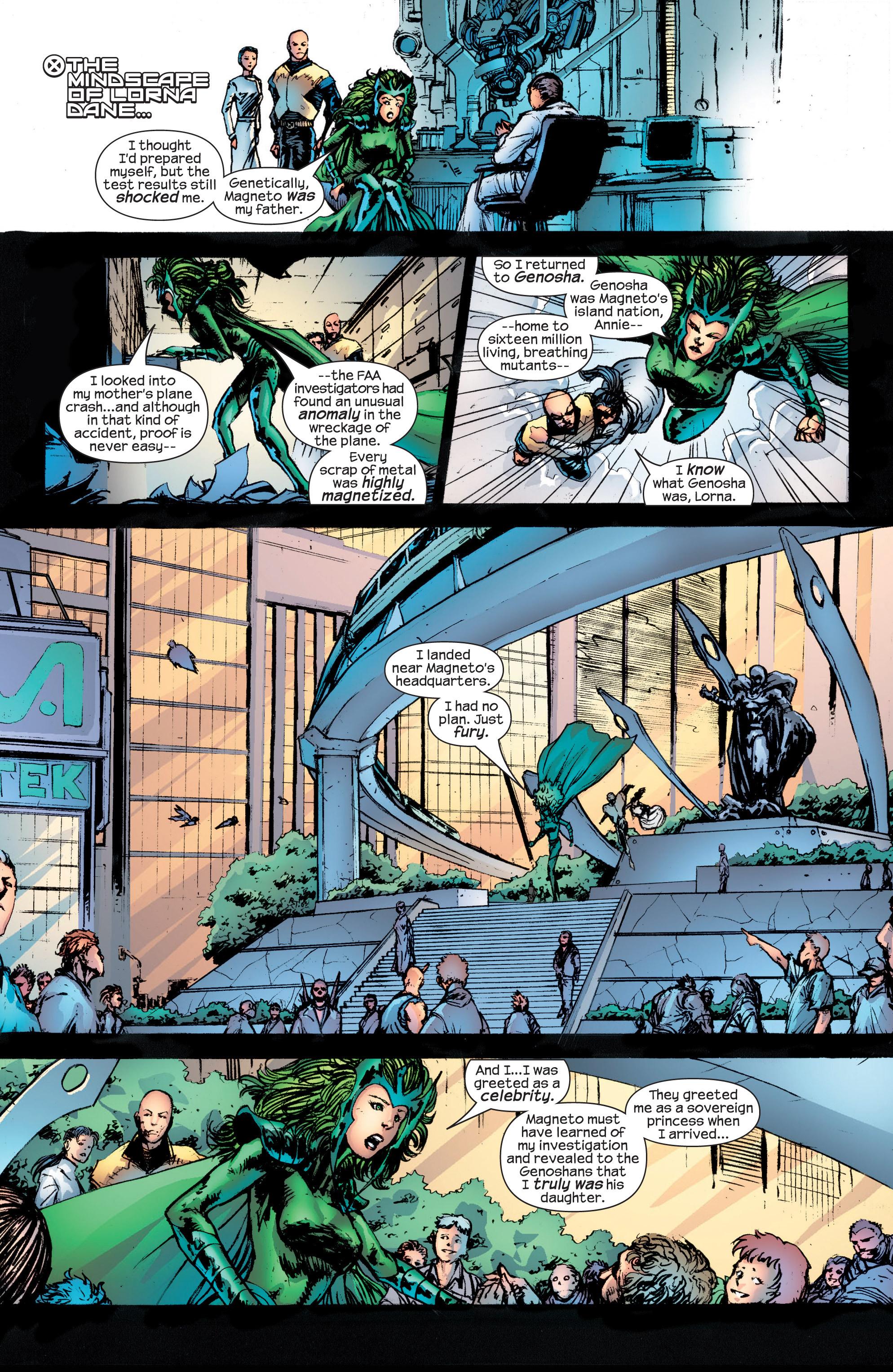 Read online Uncanny X-Men (1963) comic -  Issue #431 - 3