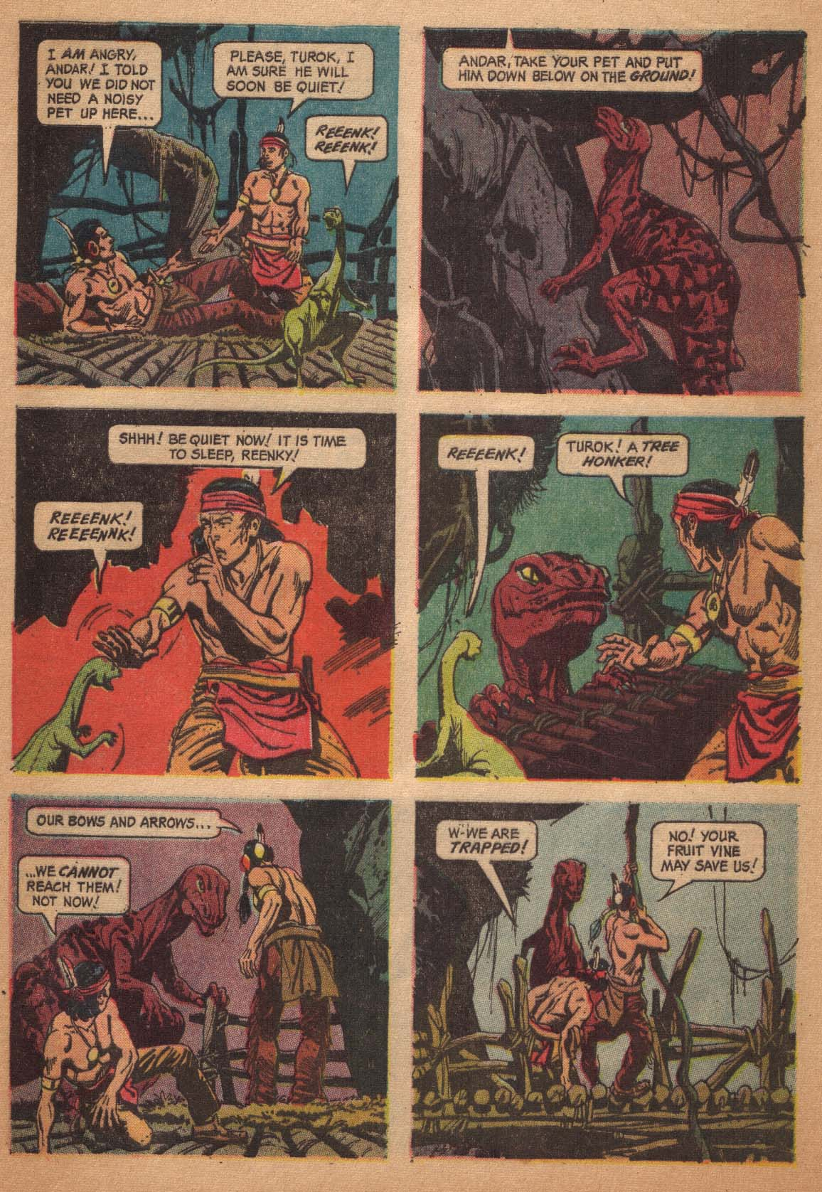 Read online Turok, Son of Stone comic -  Issue #47 - 9