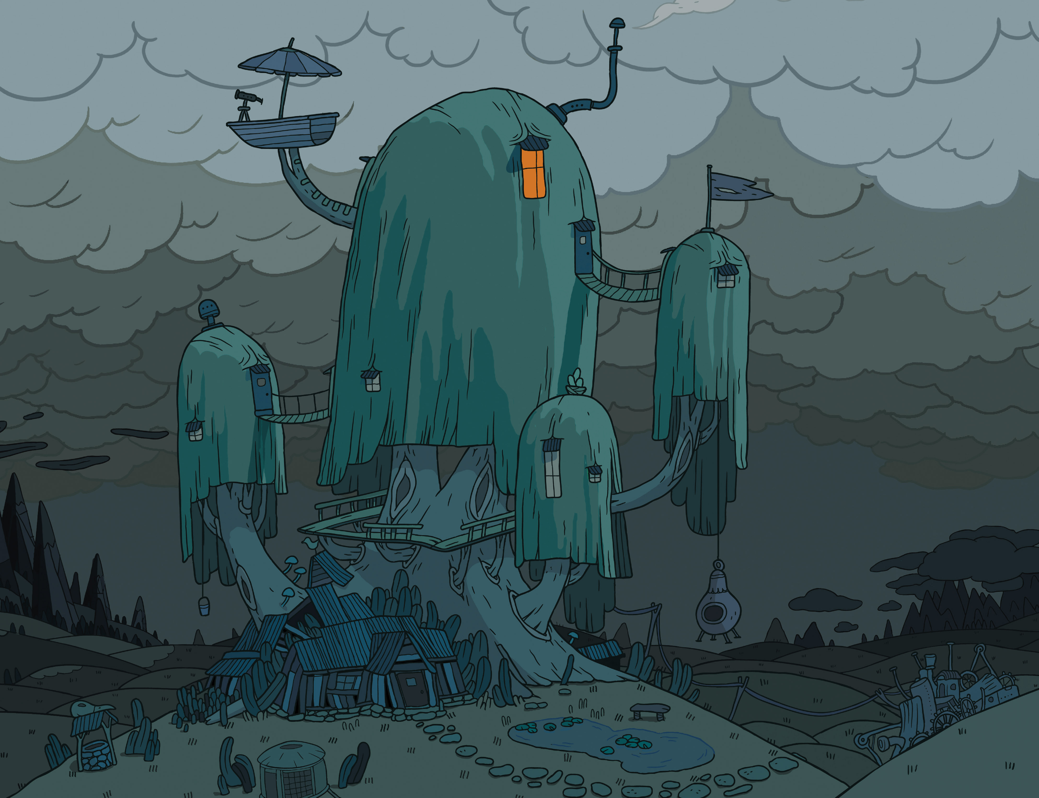 Read online Adventure Time comic -  Issue #Adventure Time _TPB 3 - 114