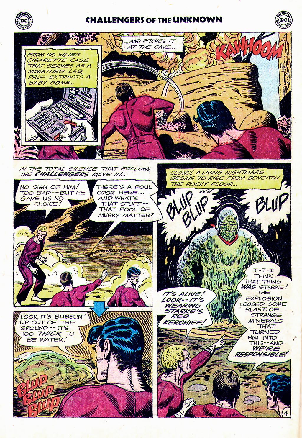 Challengers of the Unknown (1958) issue 38 - Page 6