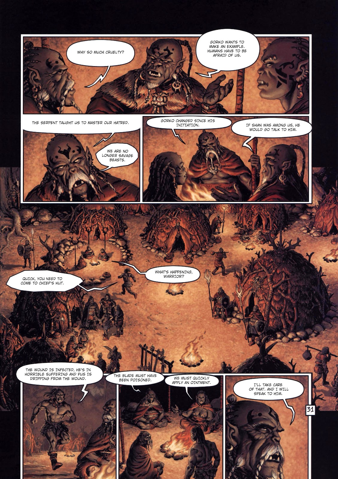 Read online Orks comic -  Issue #2 - 34