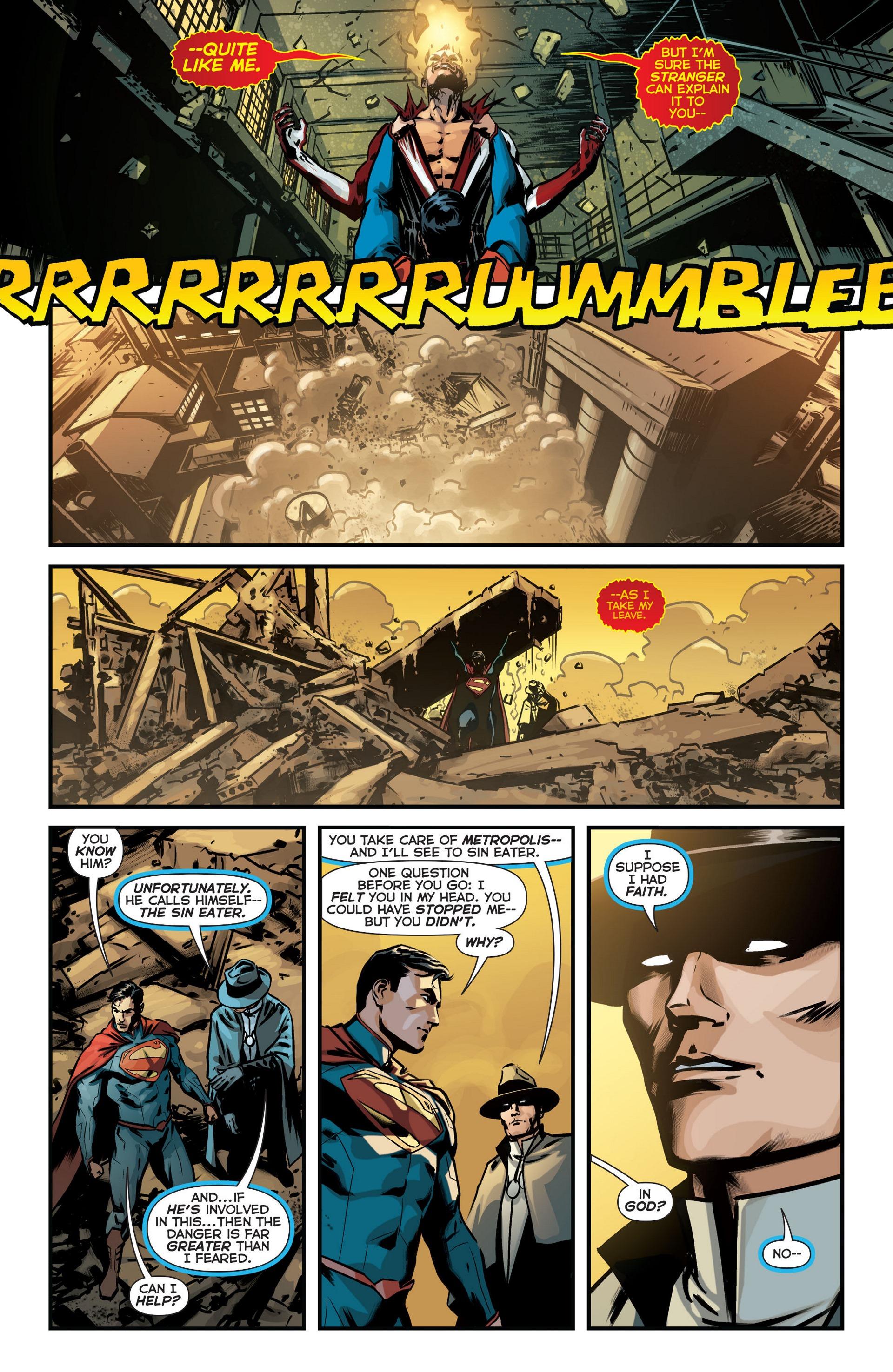 Read online Trinity of Sin: The Phantom Stranger comic -  Issue #18 - 18
