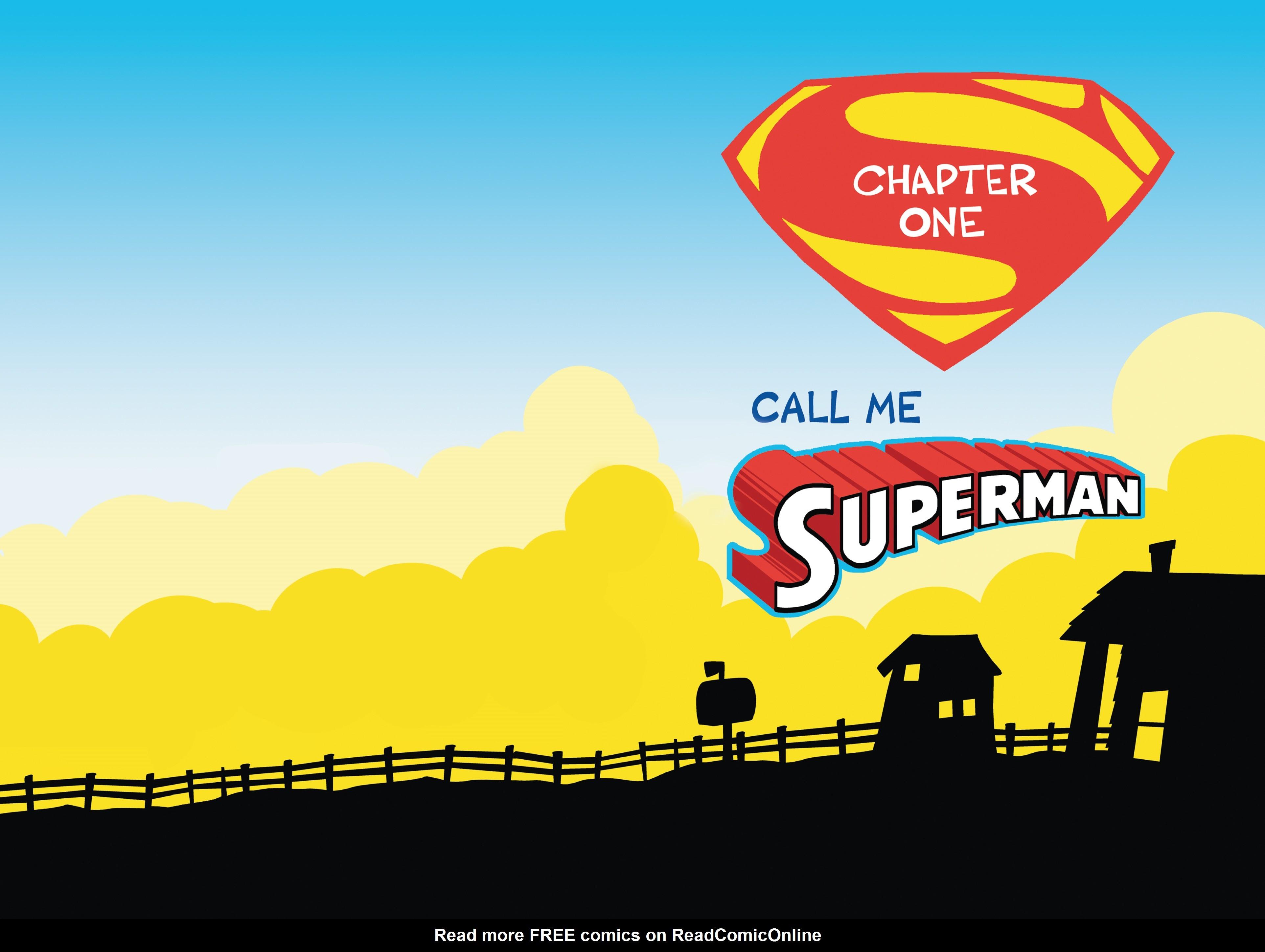 Superman of Smallville #TPB #1 - English 4