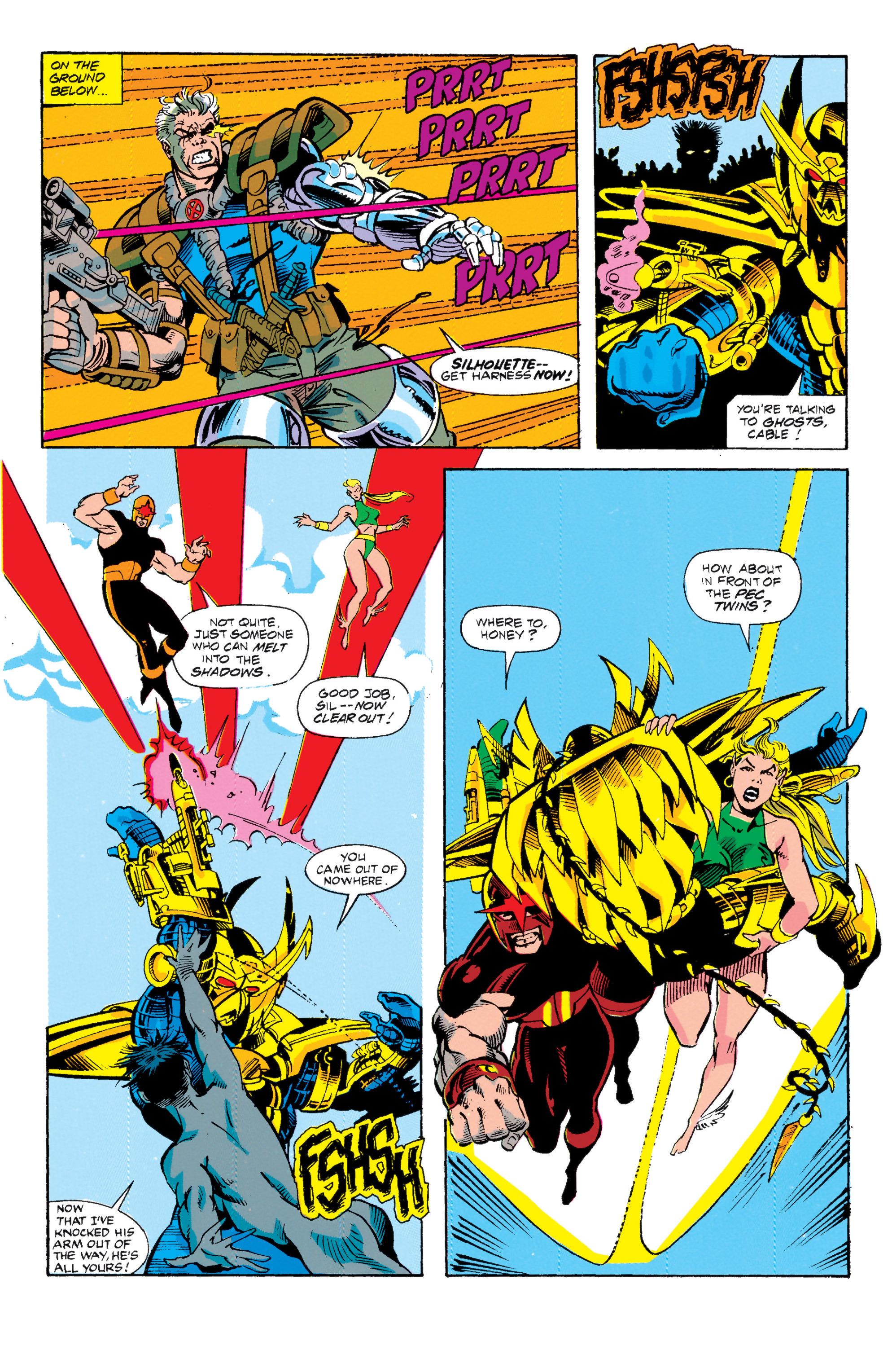 Read online Uncanny X-Men (1963) comic -  Issue # _Annual 15 - 28