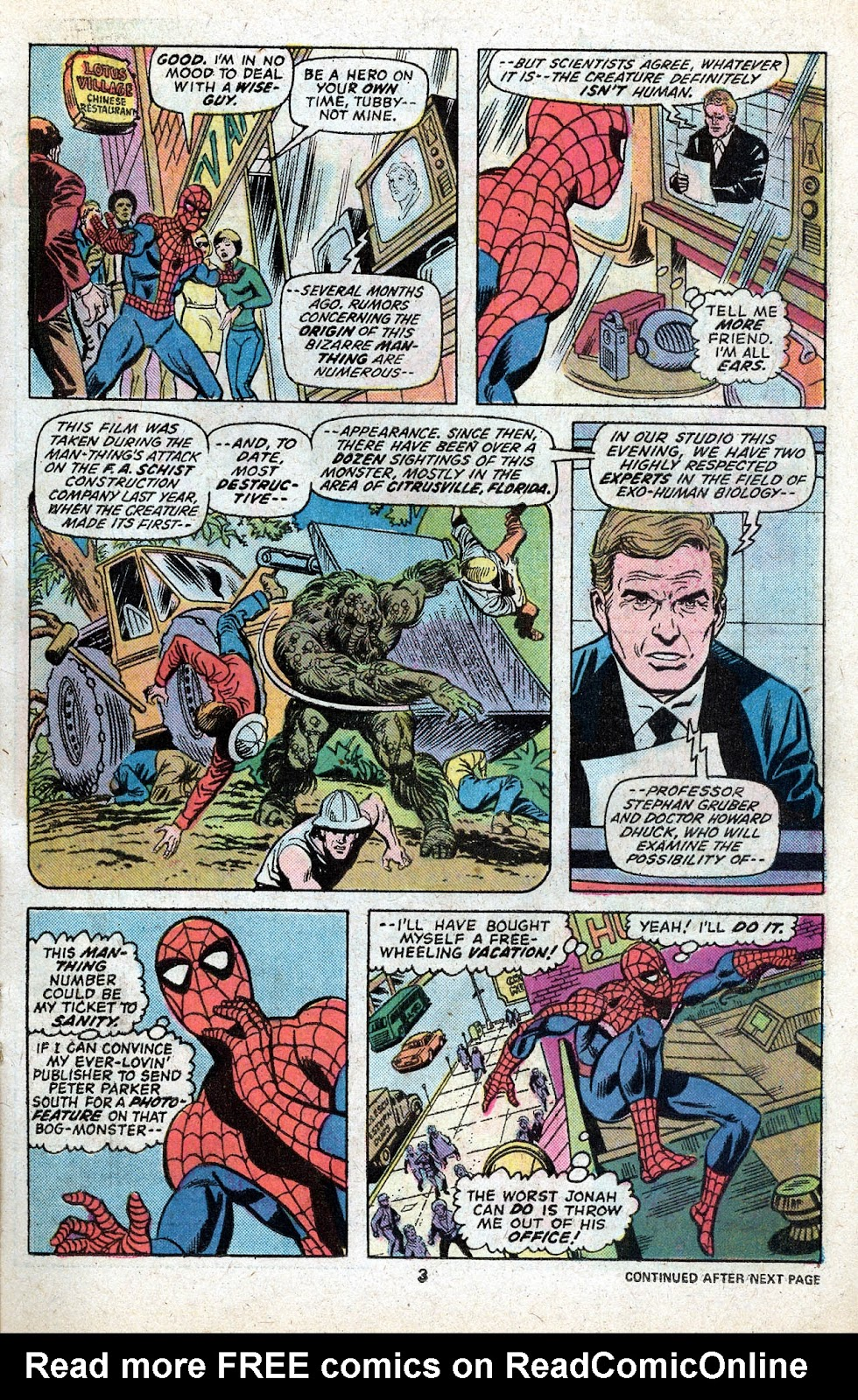 Giant-Size Spider-Man (1974) issue 5 - Page 5