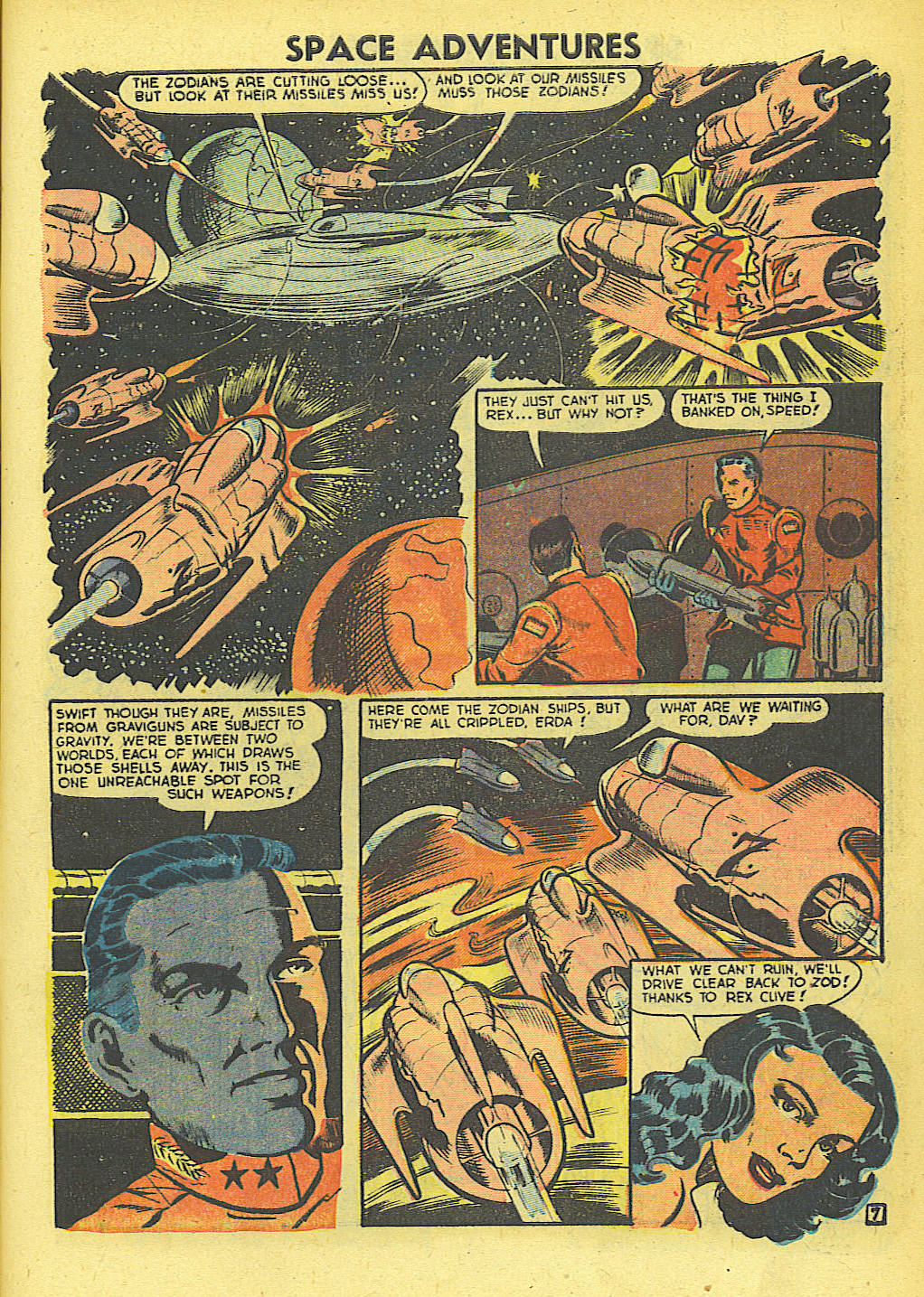 Space Adventures (1952) issue 4 - Page 8