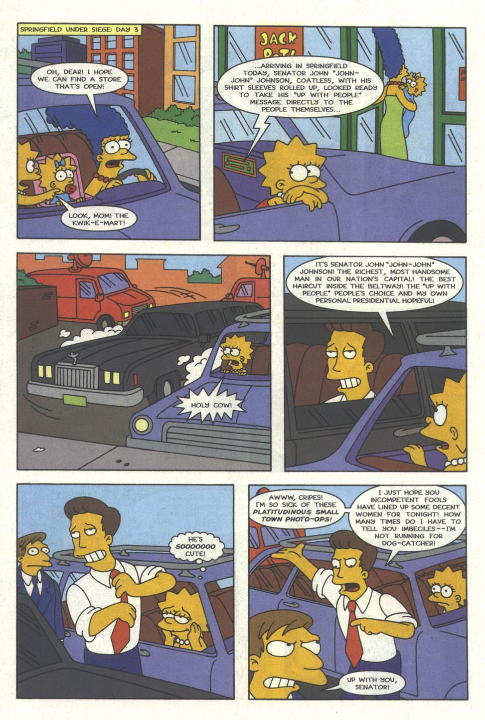 Read online Simpsons Comics comic -  Issue #24 - 19
