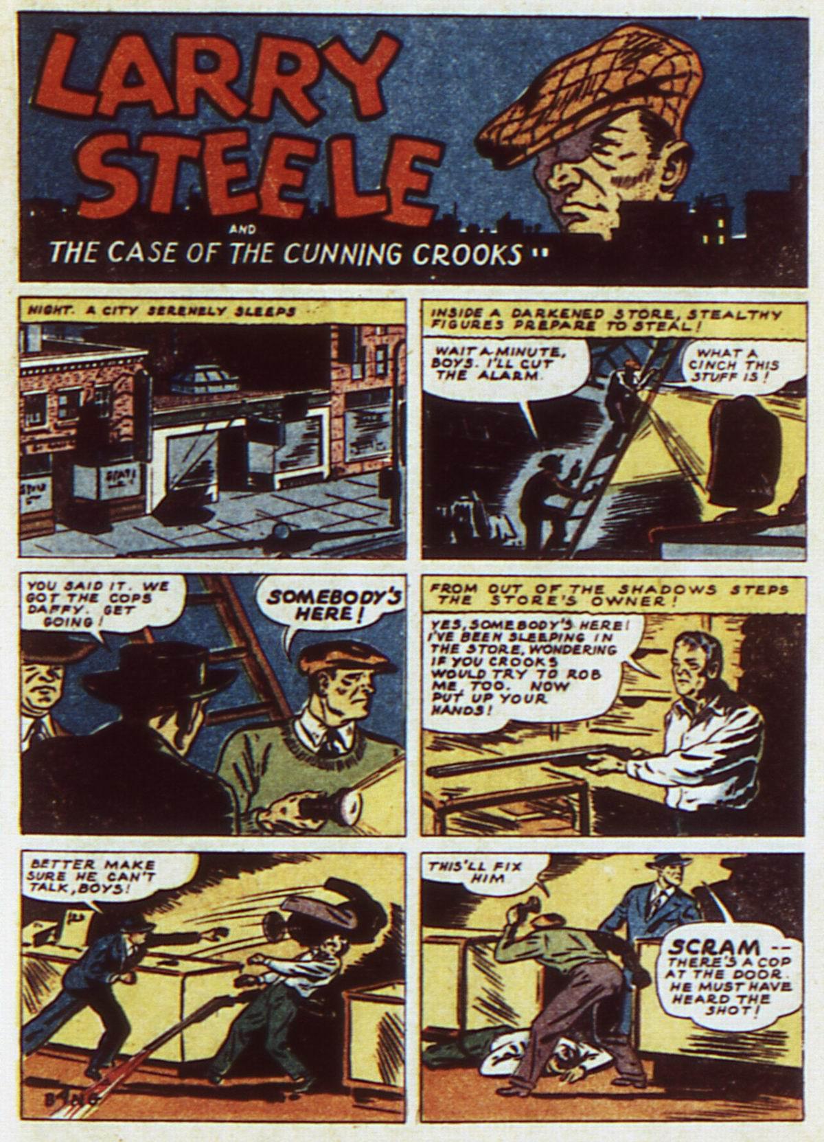 Read online Detective Comics (1937) comic -  Issue #52 - 31