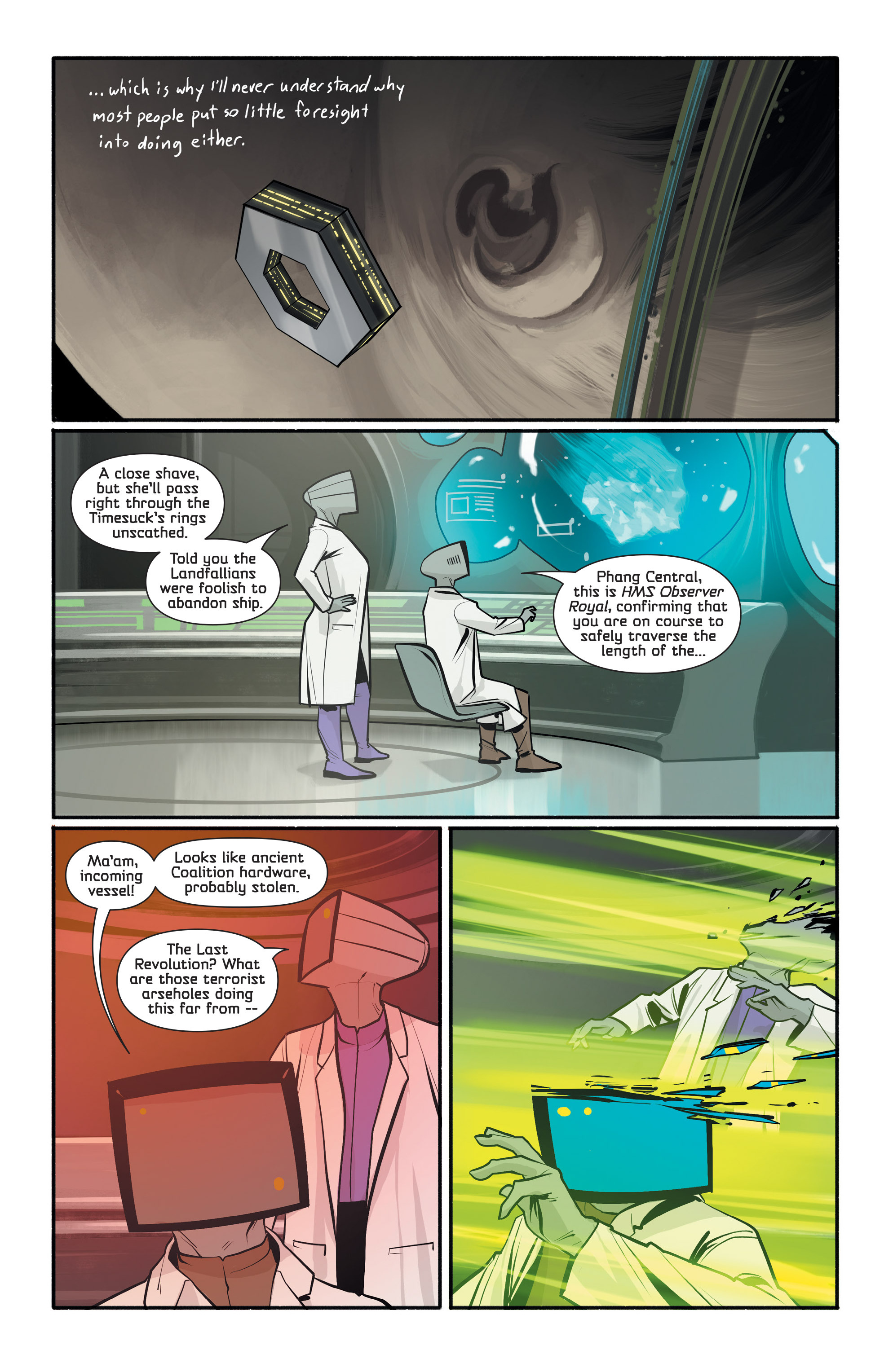 Read online Saga comic -  Issue #42 - 15