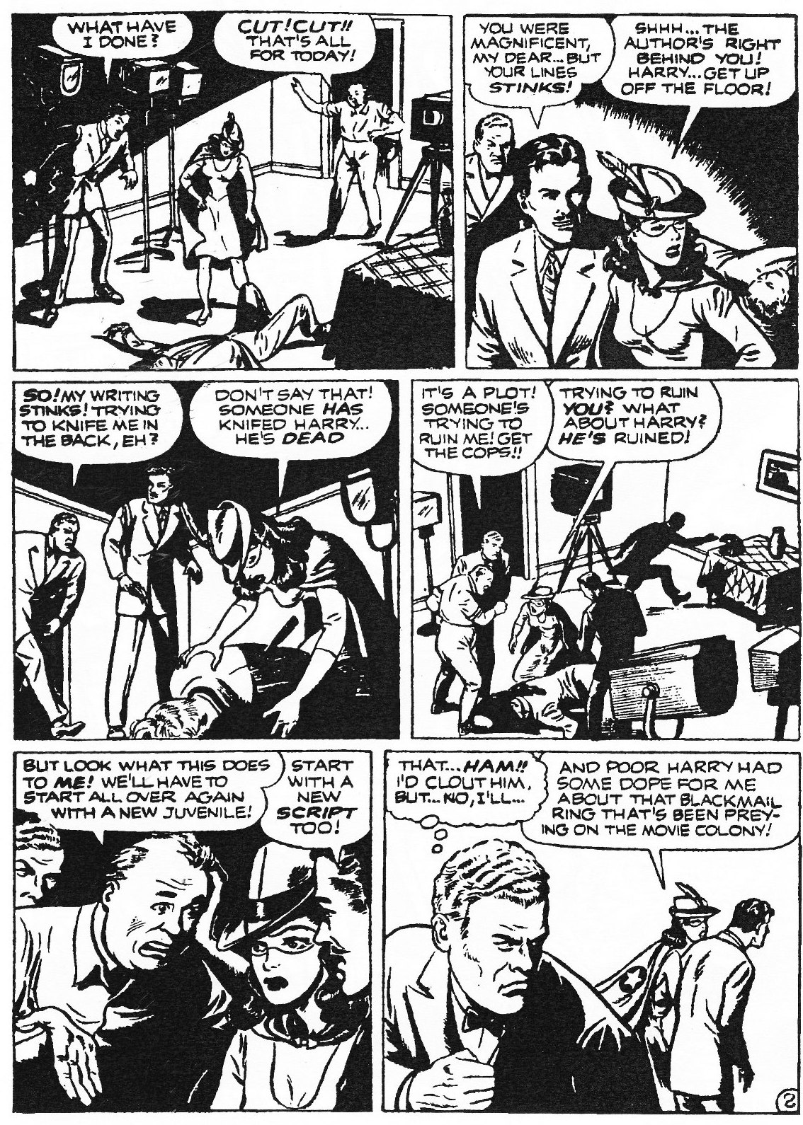 Read online Men of Mystery Comics comic -  Issue #82 - 146