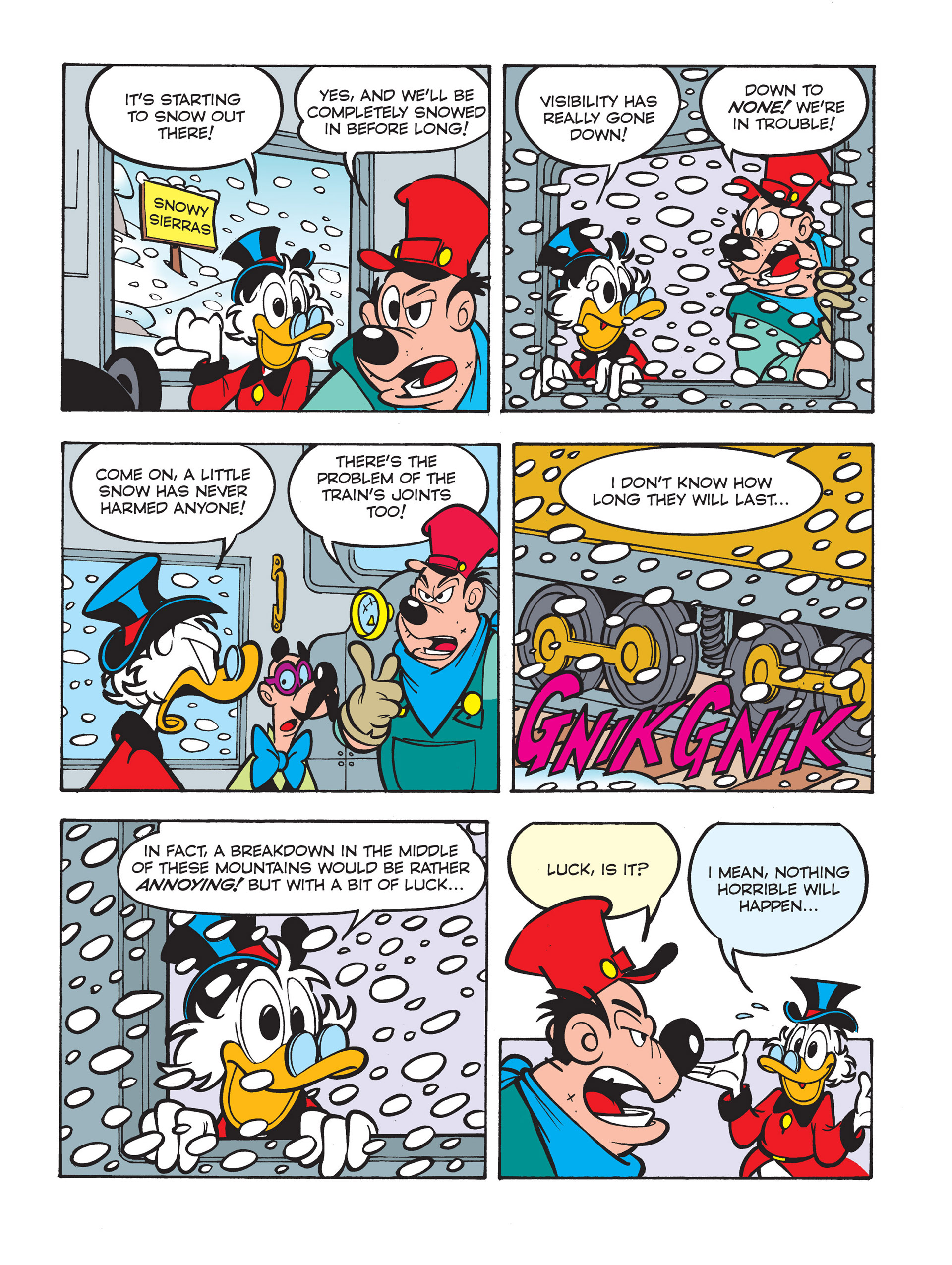 Read online All of Scrooge McDuck's Millions comic -  Issue #5 - 15