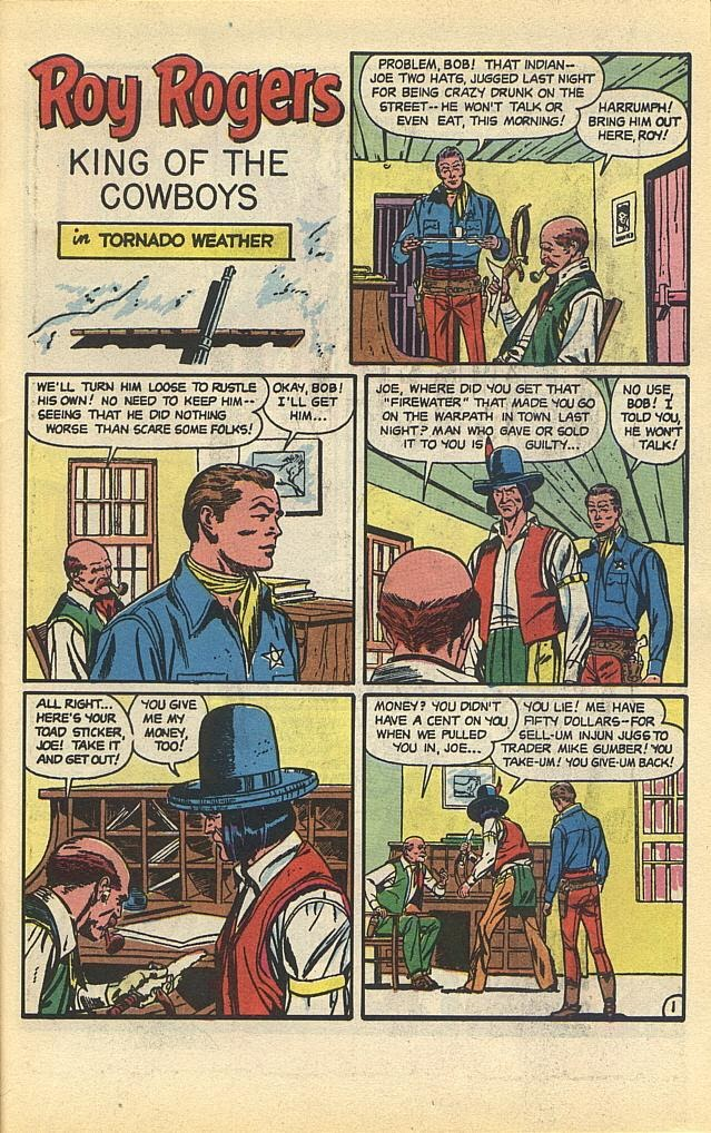 Read online Roy Rogers comic -  Issue #1 - 34