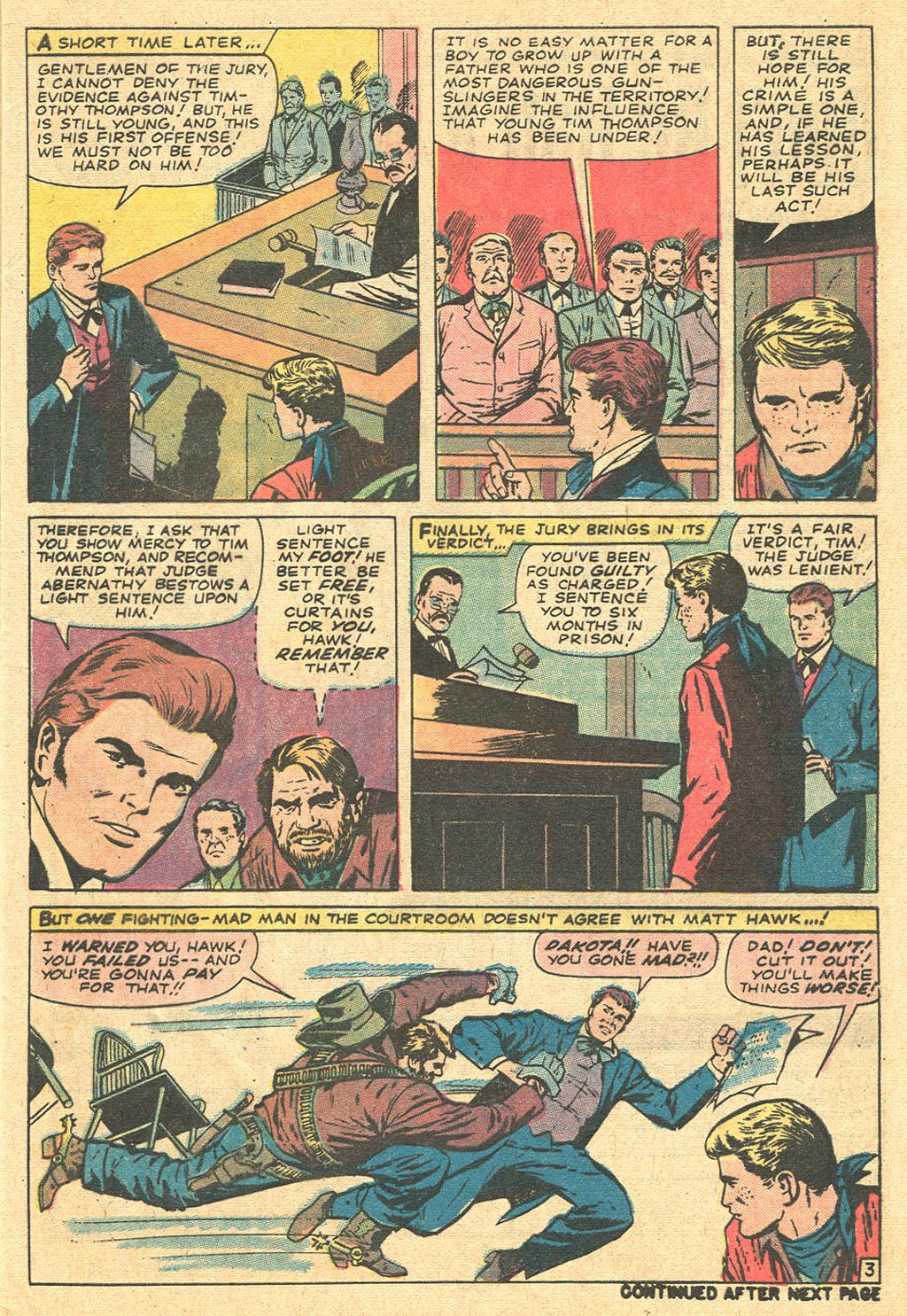 Read online Two-Gun Kid comic -  Issue #107 - 5