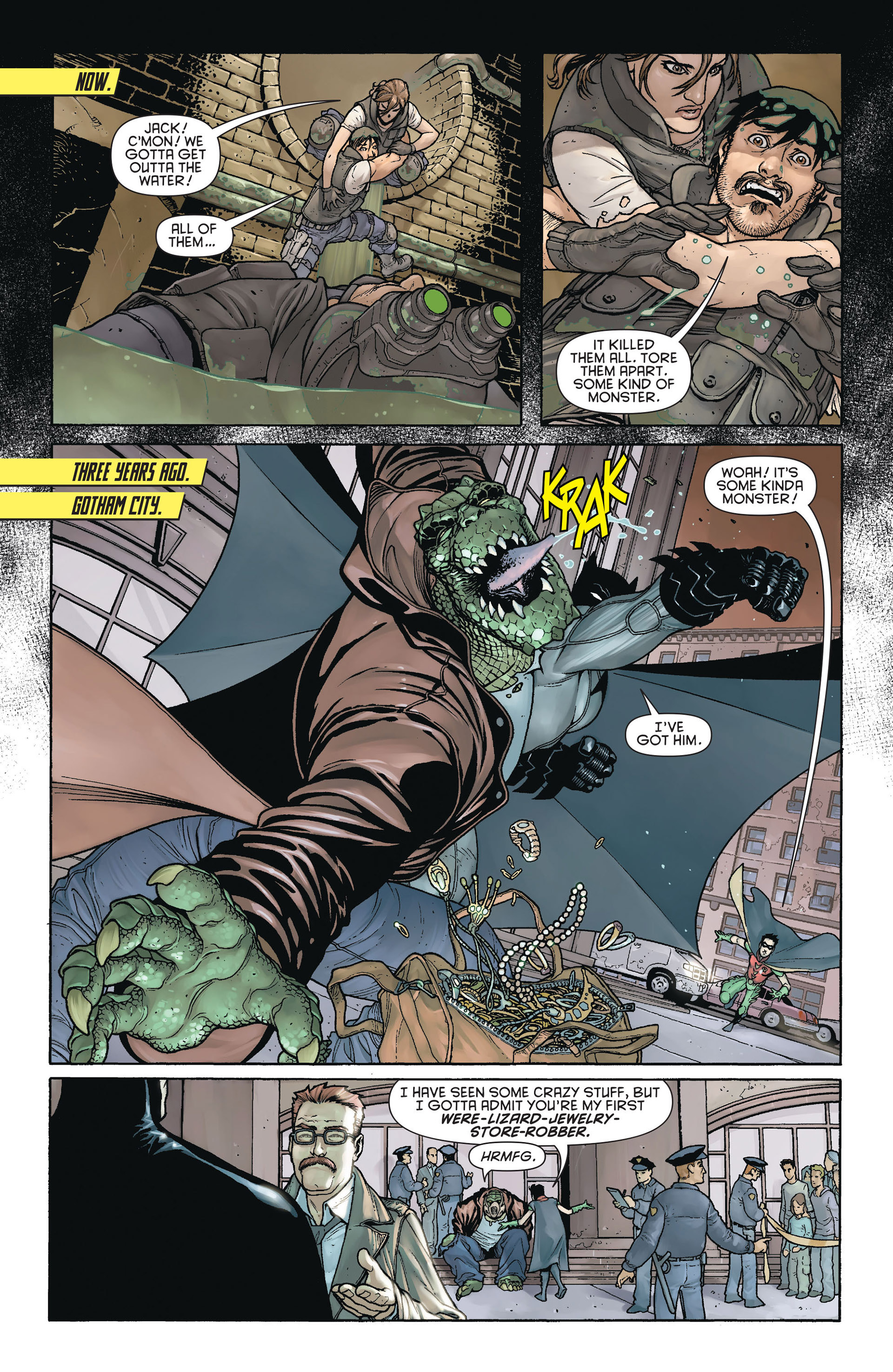 Read online Batman and Robin (2011) comic -  Issue #23.4 - 8