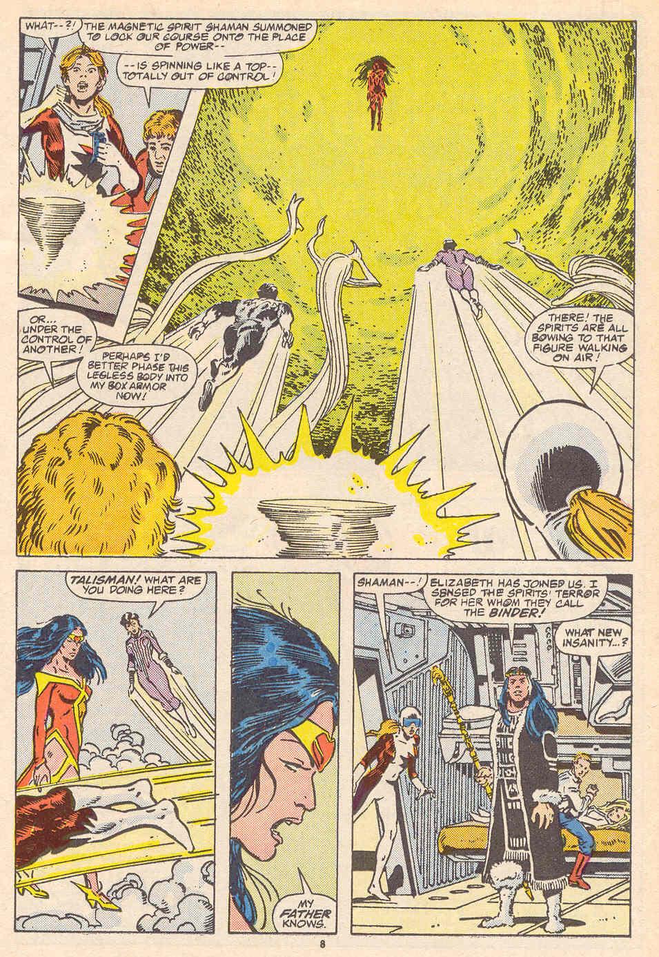 Read online Alpha Flight (1983) comic -  Issue #37 - 9