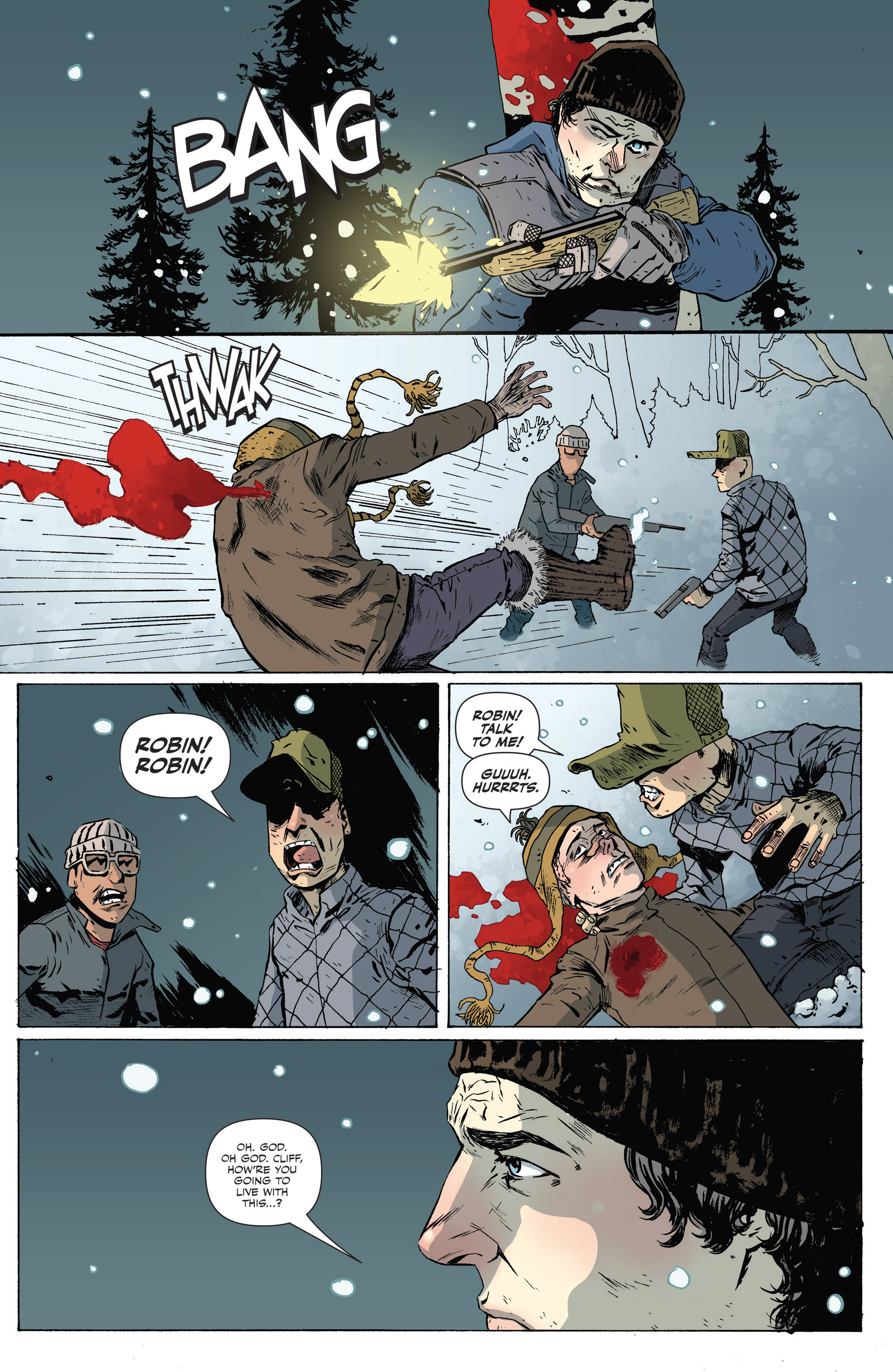 Read online Sheltered comic -  Issue #7 - 18