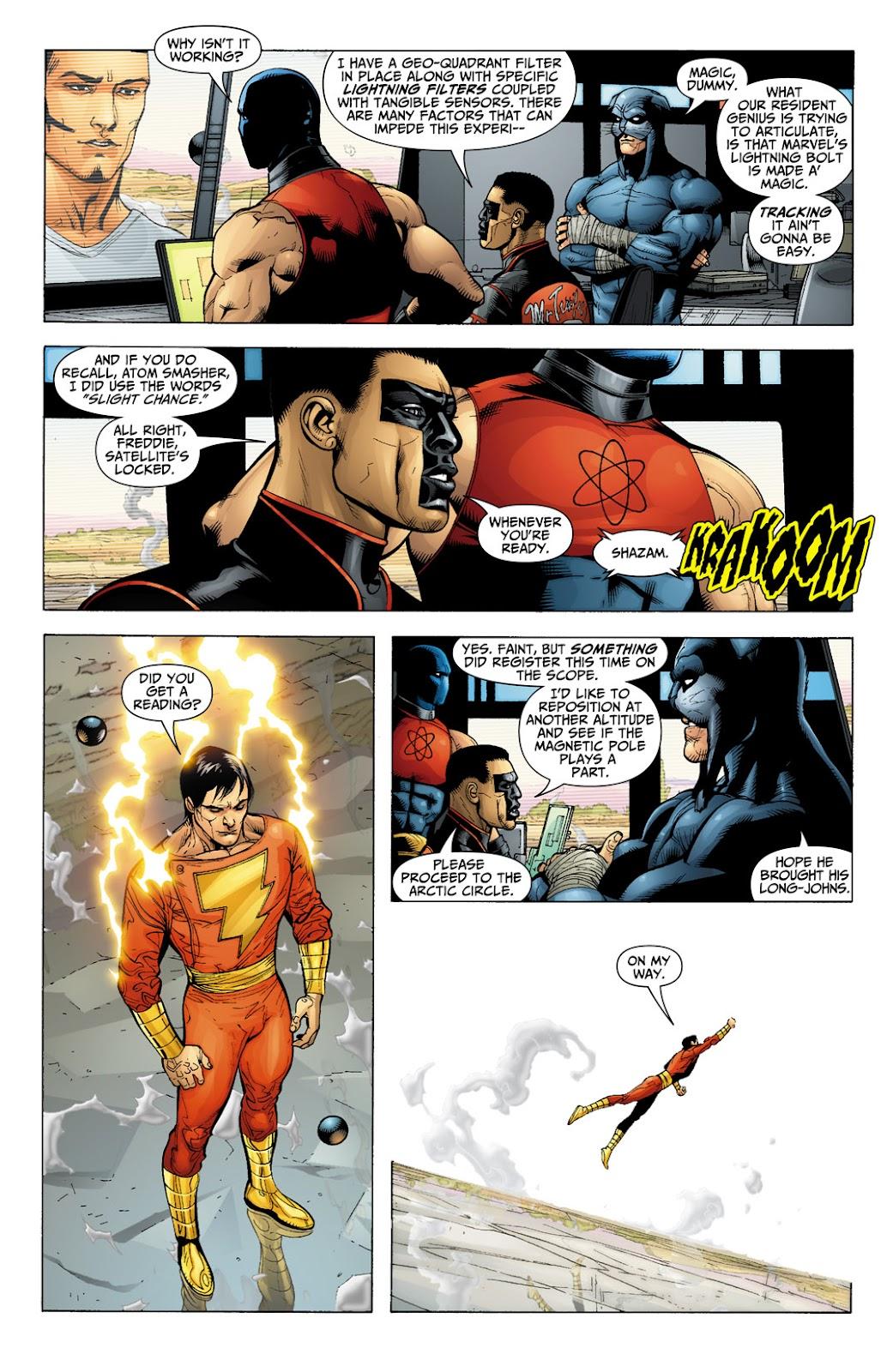 Black Adam: The Dark Age issue 2 - Page 8