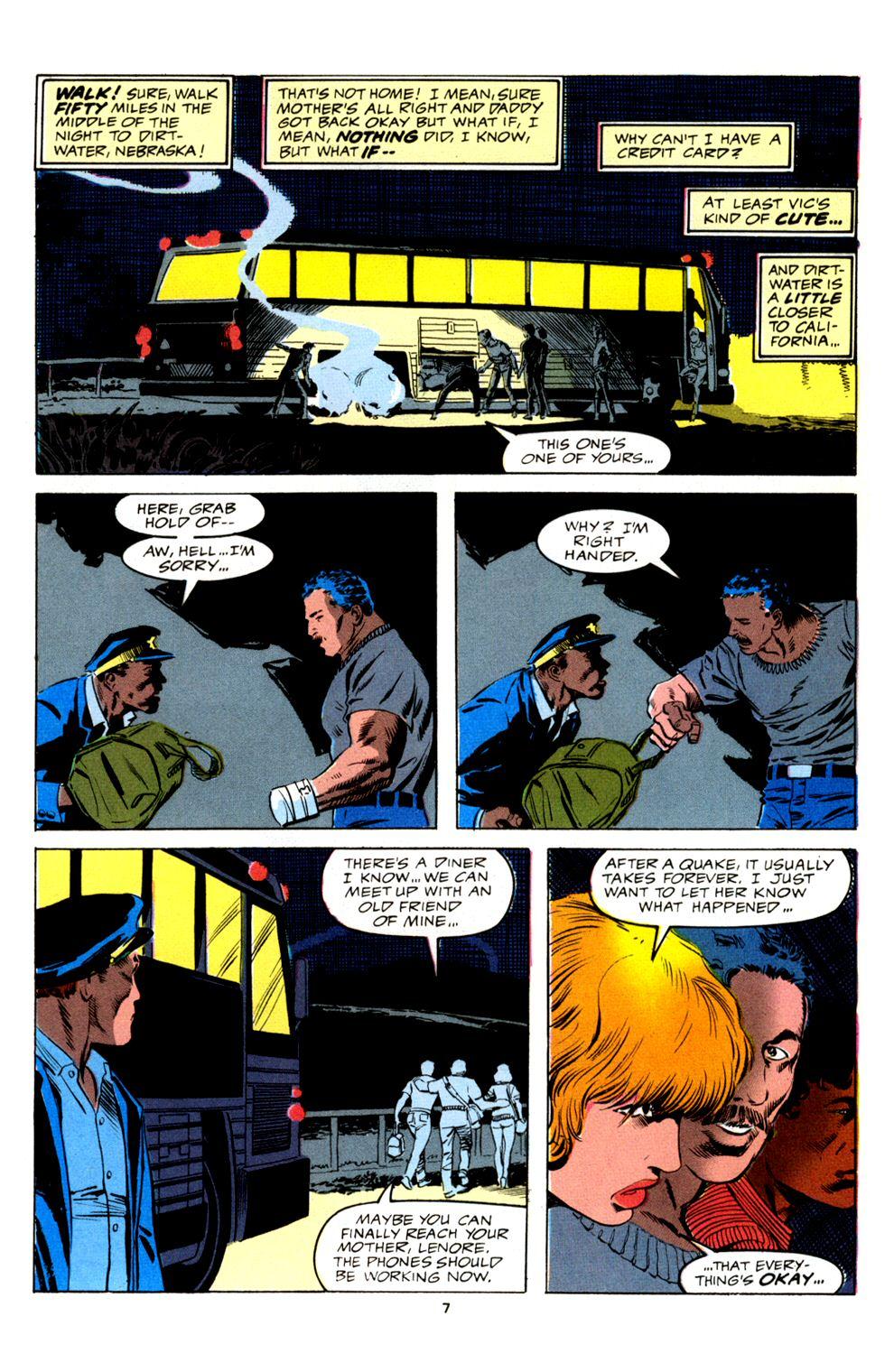Read online Powerline comic -  Issue #2 - 9