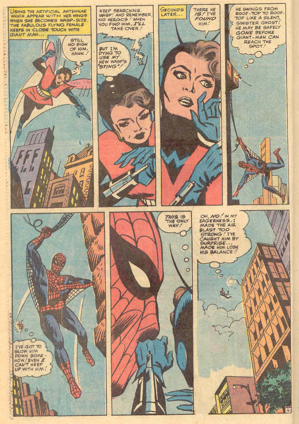 The Amazing Spider-Man (1963) _Annual_8 Page 22