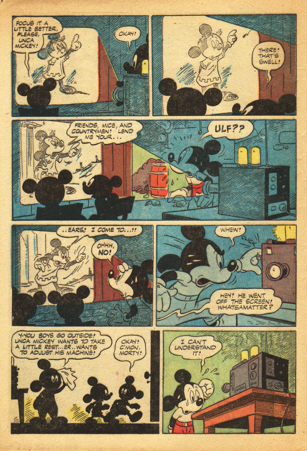 Four Color Comics issue 141 - Page 40