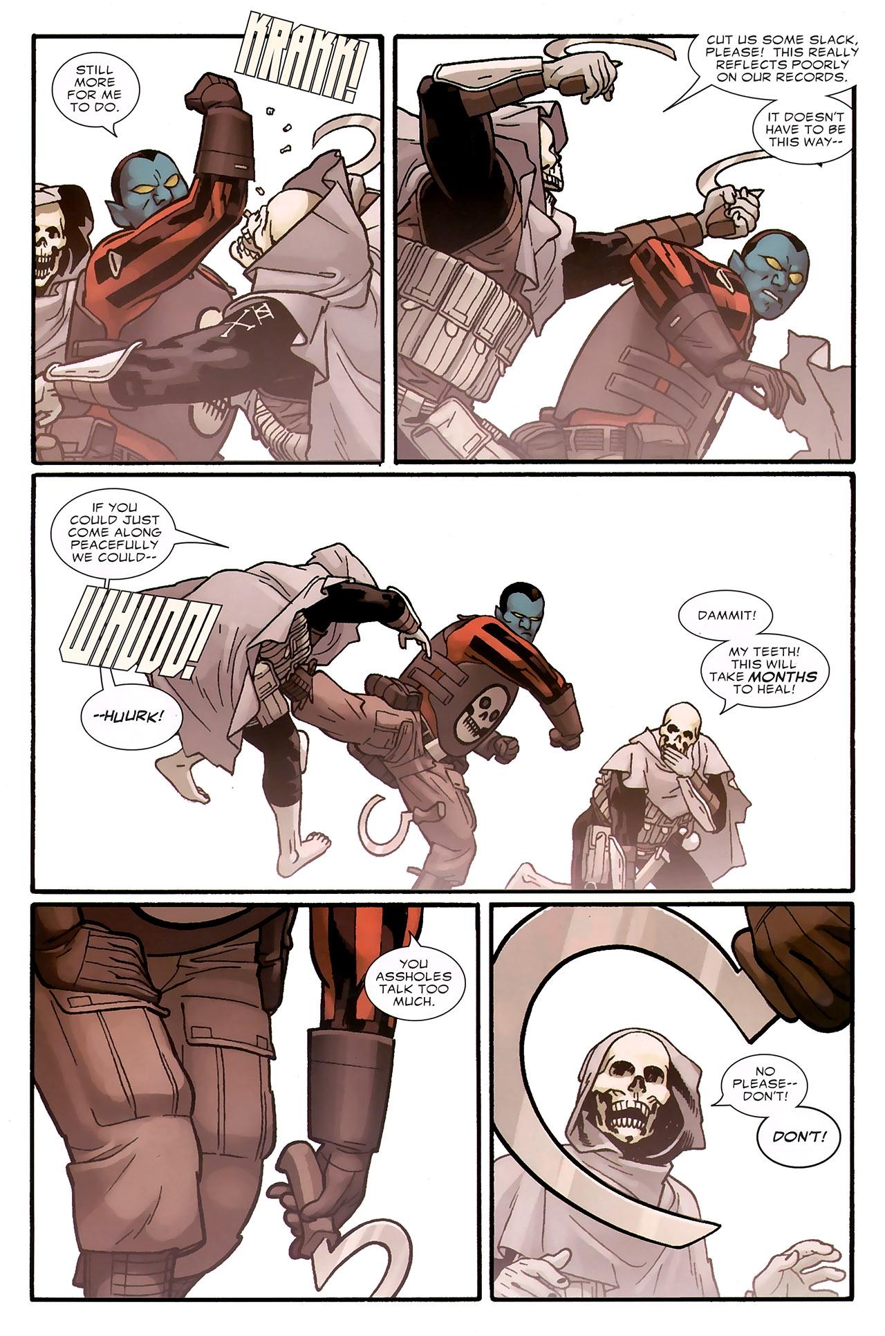 Read online Destroyer comic -  Issue #5 - 9
