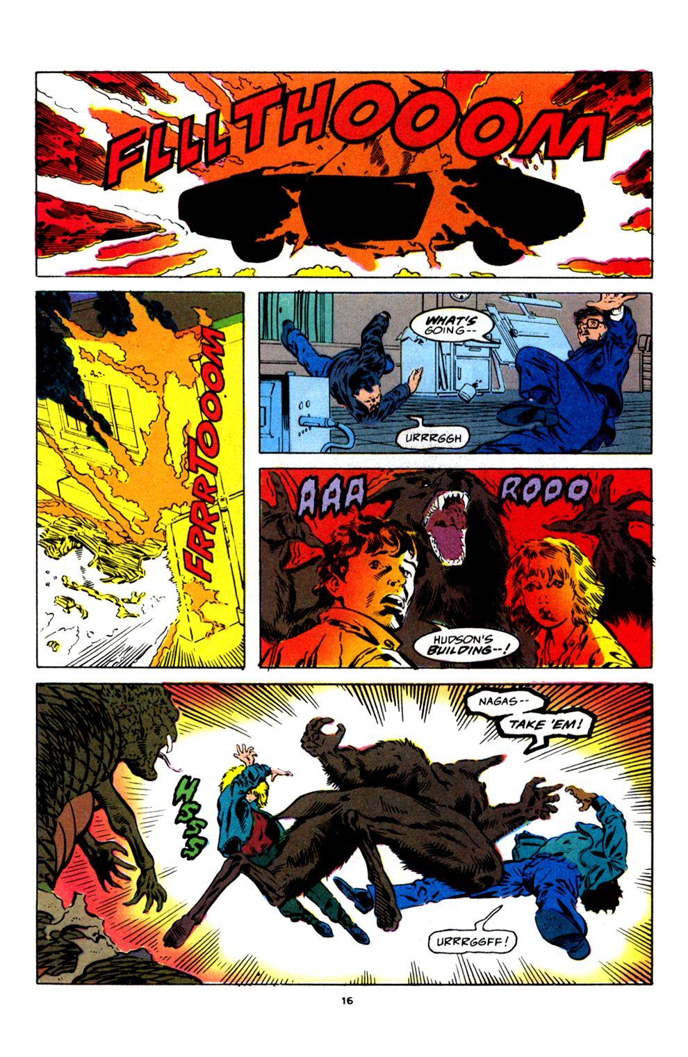 Read online Powerline comic -  Issue #4 - 18