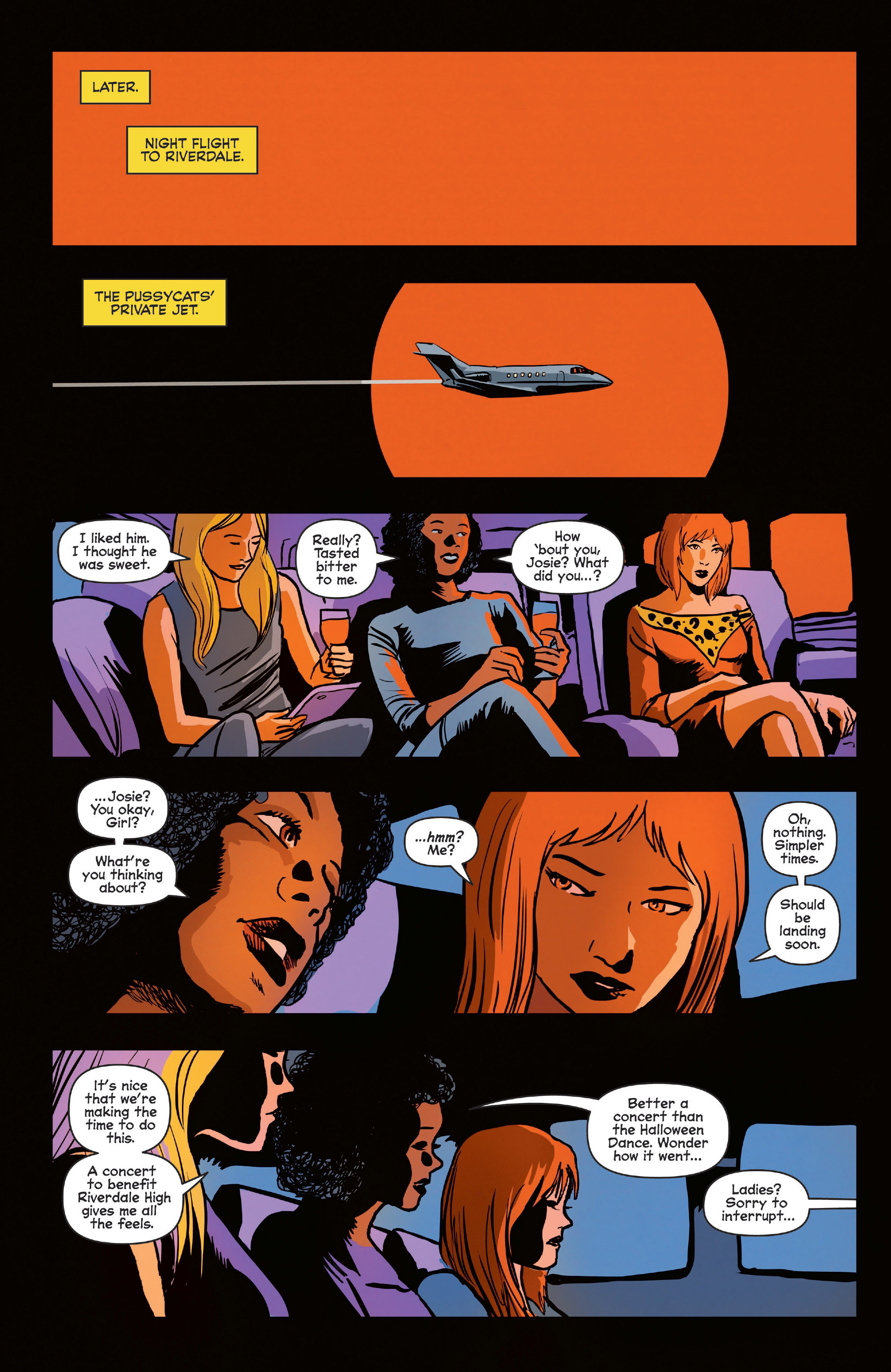 Read online Afterlife with Archie comic -  Issue #10 - 35
