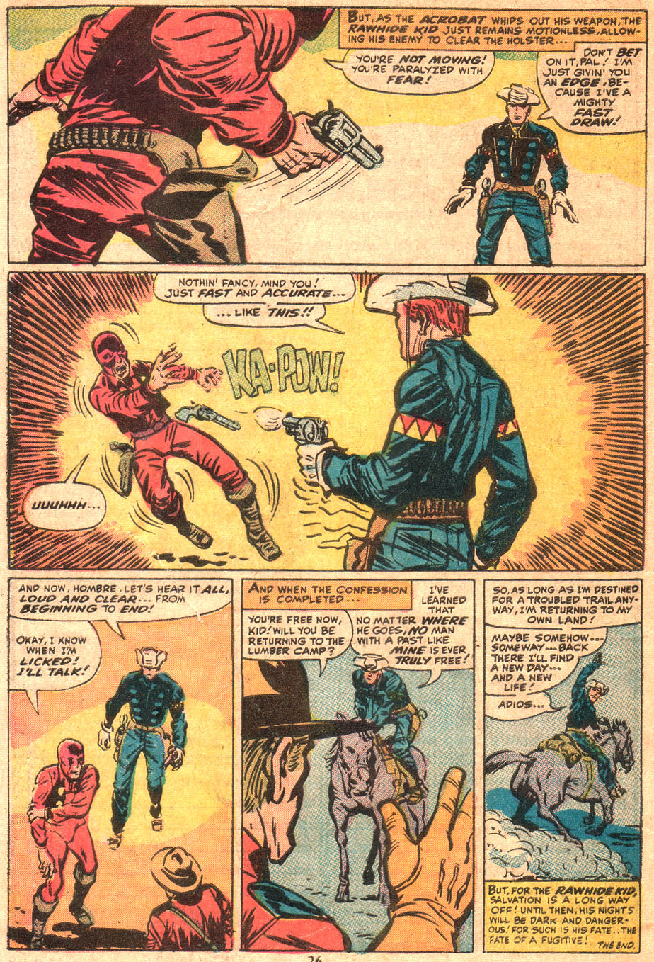 The Rawhide Kid (1955) issue 118 - Page 28