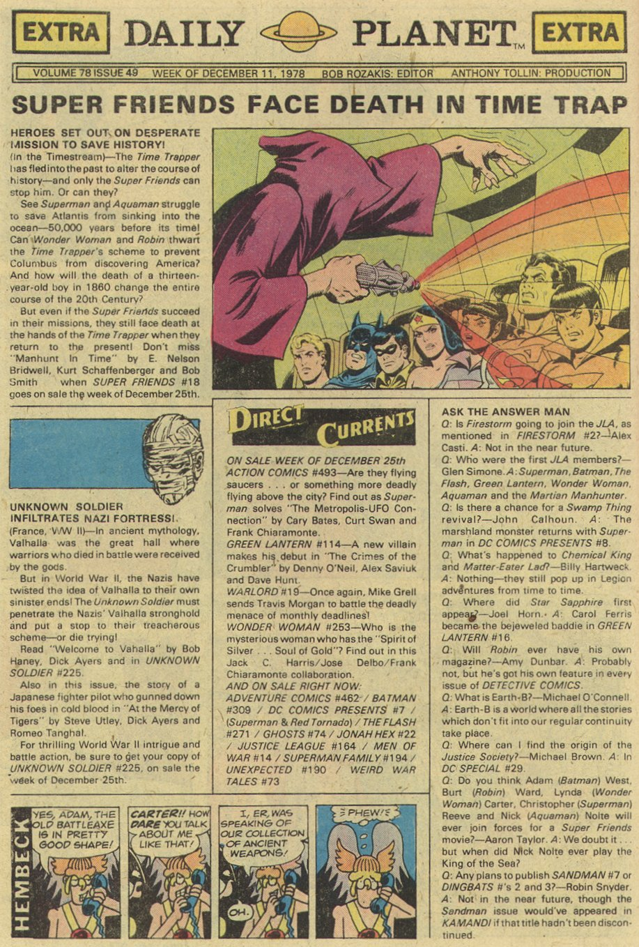 Read online Adventure Comics (1938) comic -  Issue #462 - 18