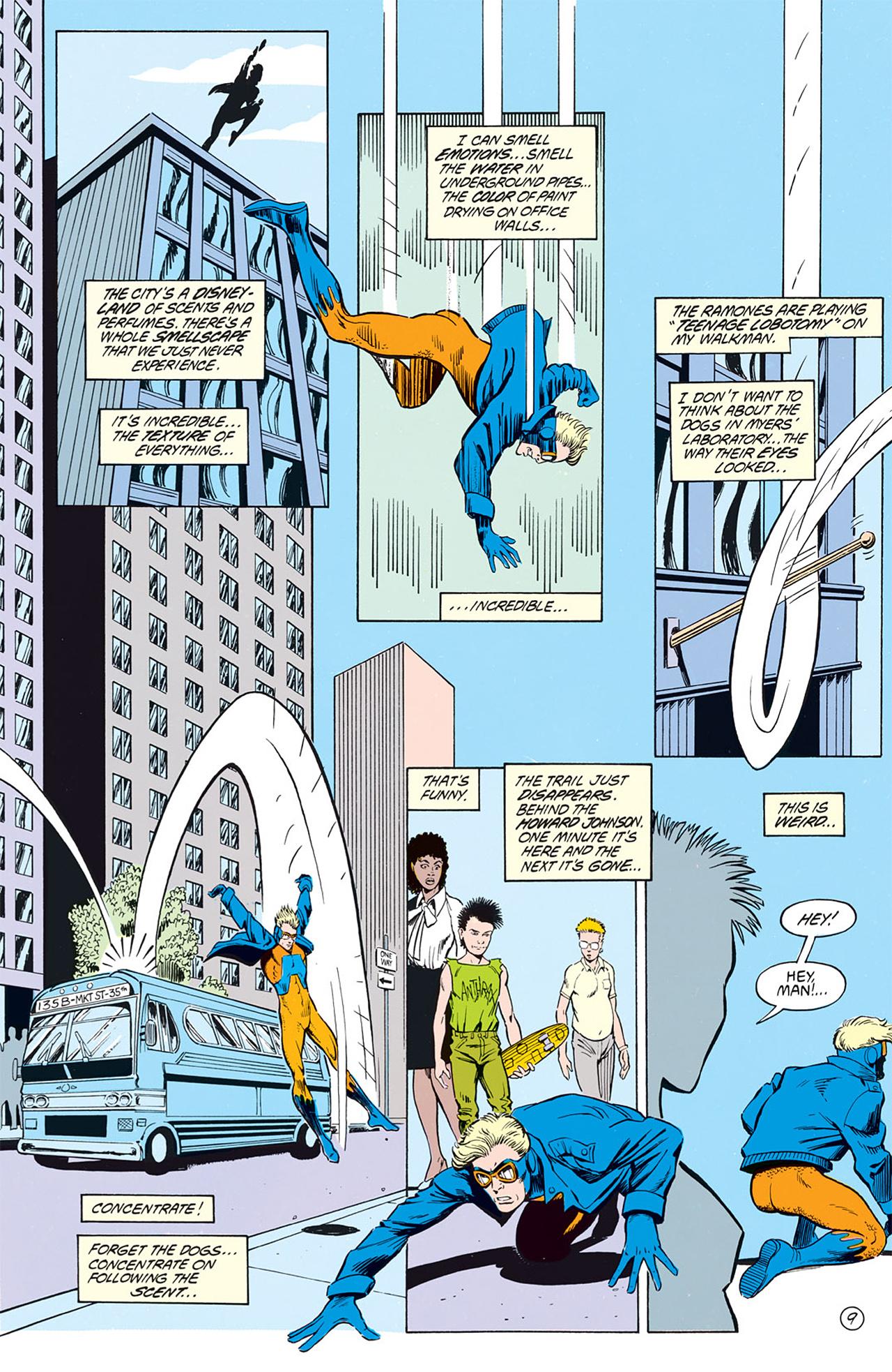 Read online Animal Man (1988) comic -  Issue #2 - 11