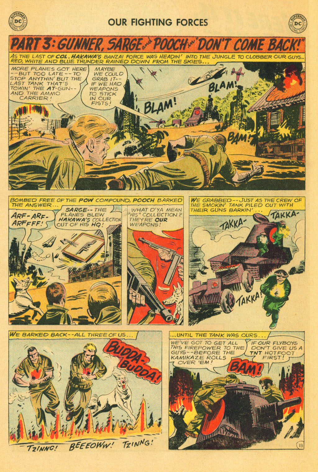 Our Fighting Forces (1954) issue 80 - Page 18