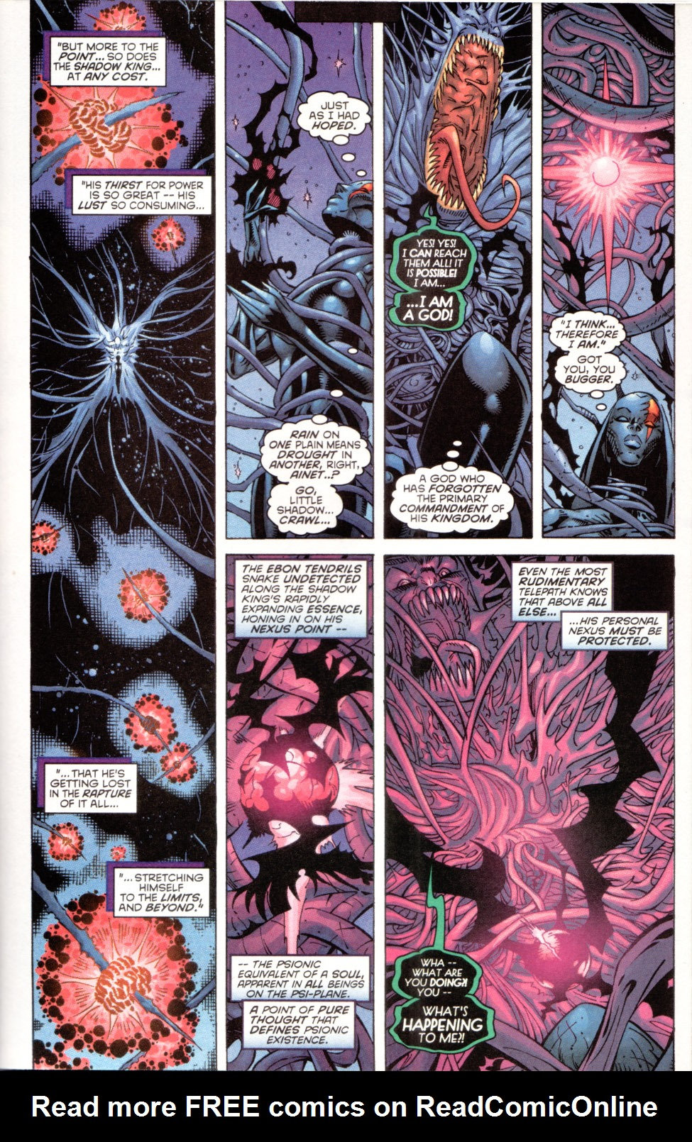 X-Men (1991) 78 Page 17