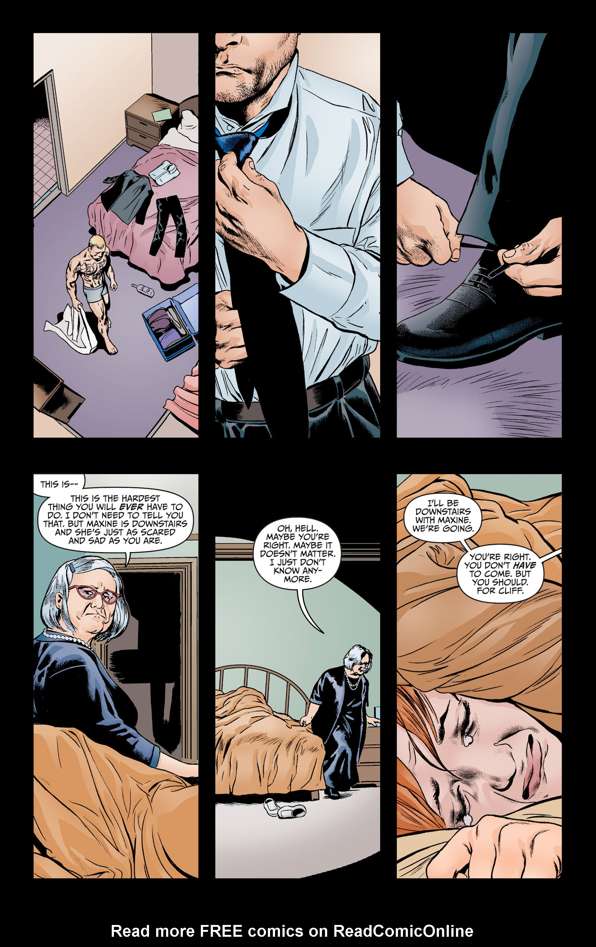 Read online Animal Man (2011) comic -  Issue #19 - 3