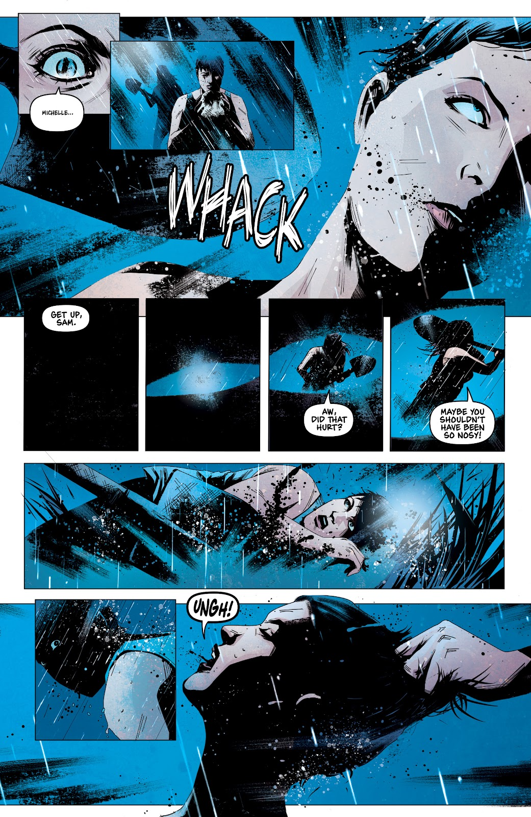 Read online Devil Within comic -  Issue #4 - 16