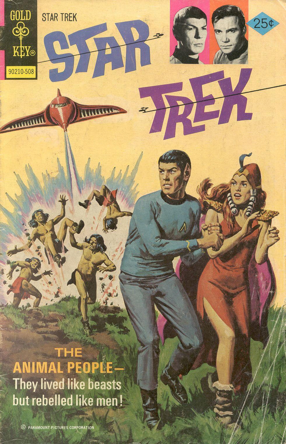 Star Trek (1967) issue 32 - Page 1