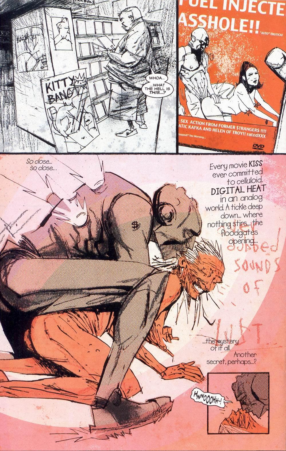 Read online Automatic Kafka comic -  Issue #6 - 15