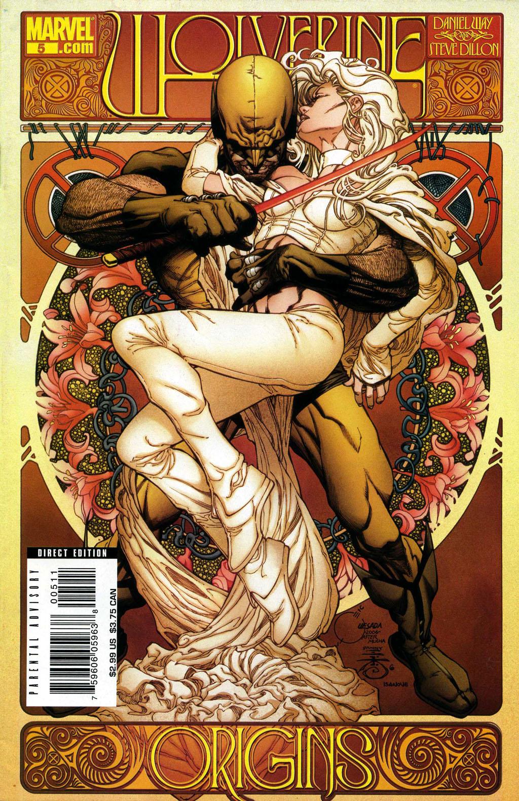 Read online Wolverine: Origins comic -  Issue #5 - 1