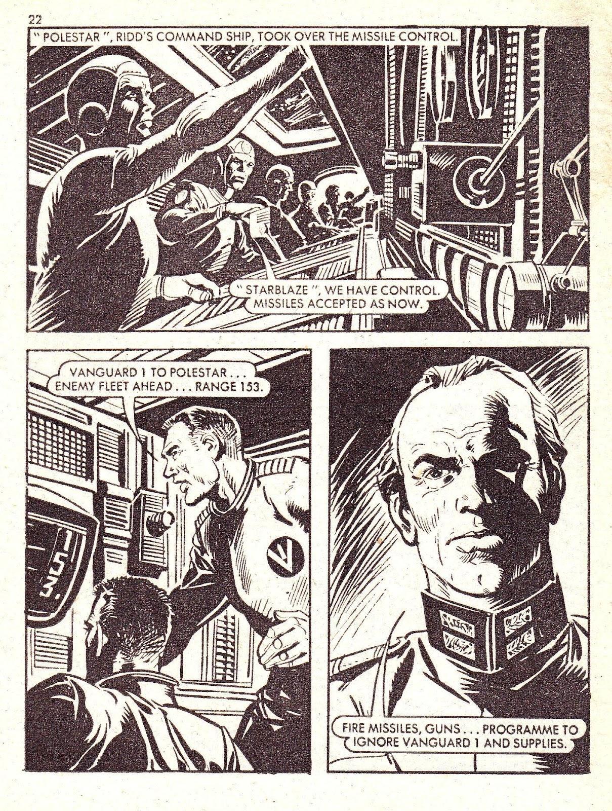 Starblazer issue 72 - Page 22