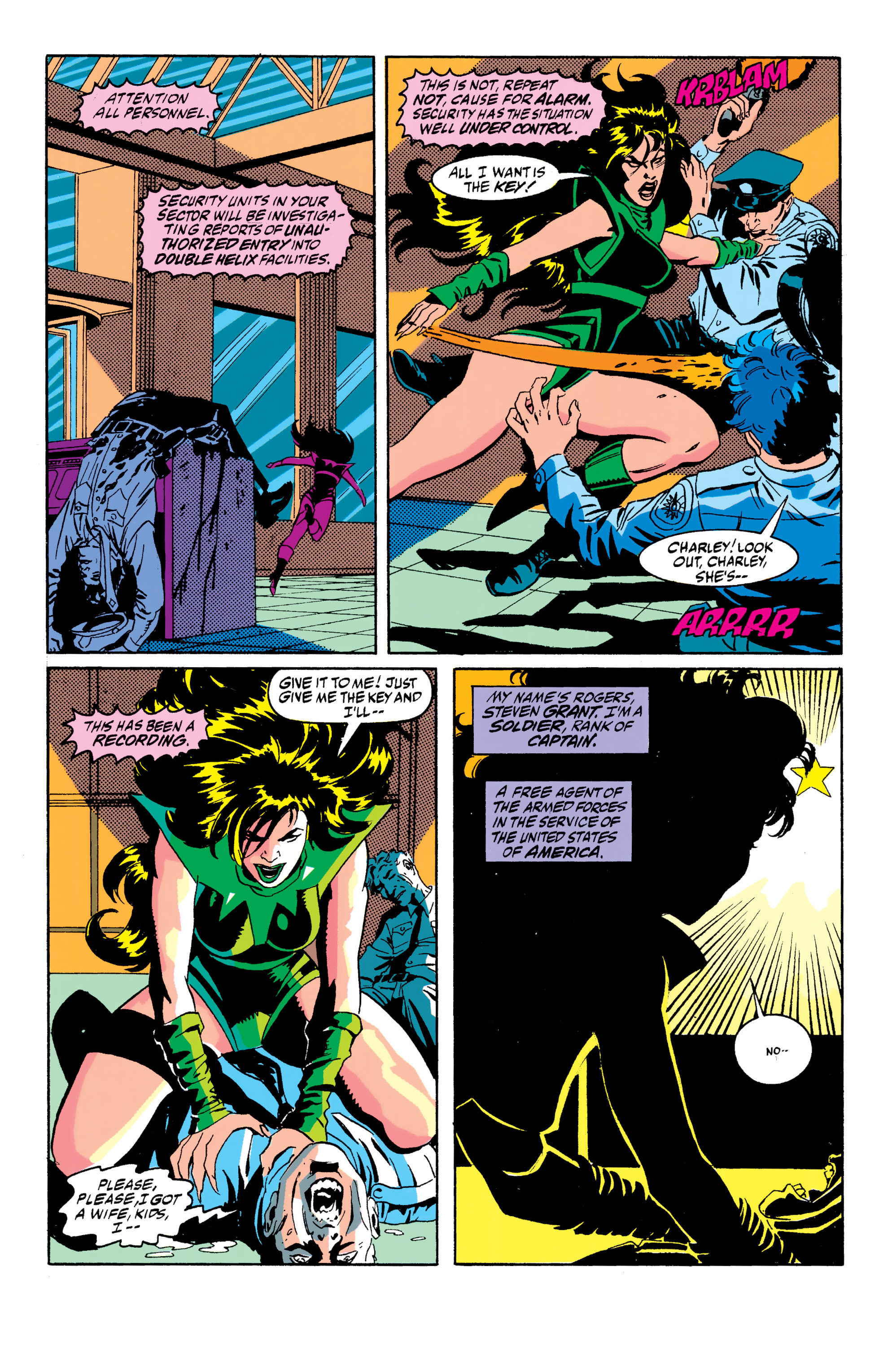 Read online Captain America (1968) comic -  Issue # _Annual 10 - 6