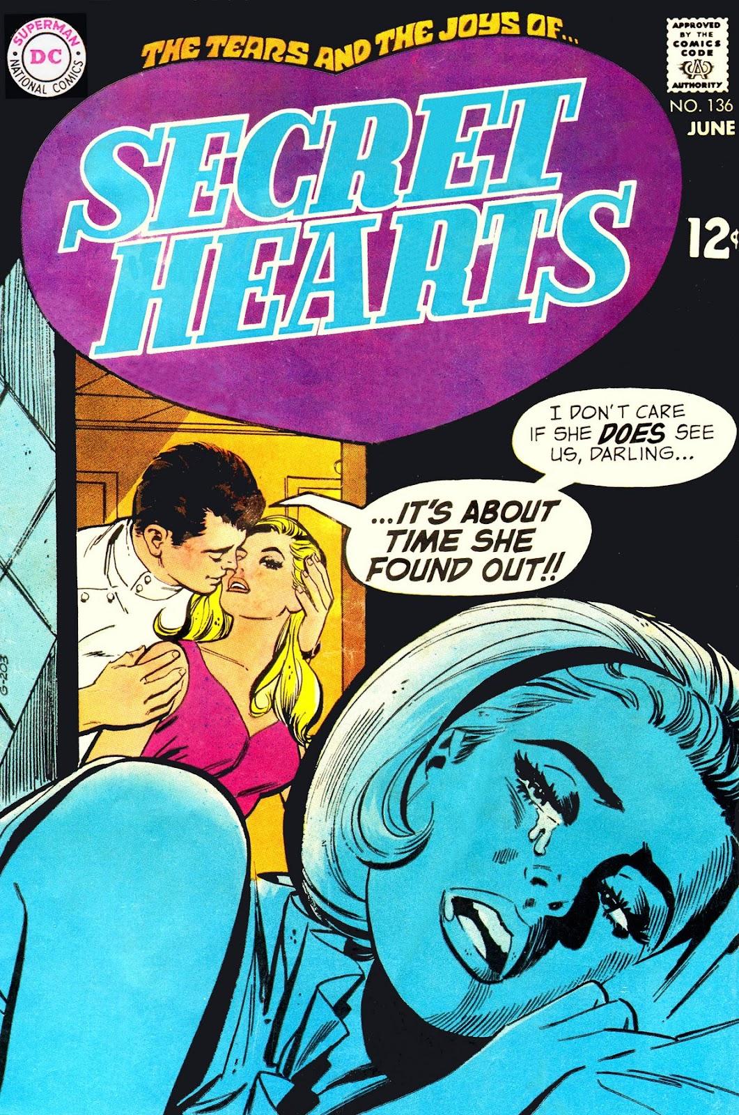 Secret Hearts 136 Page 1
