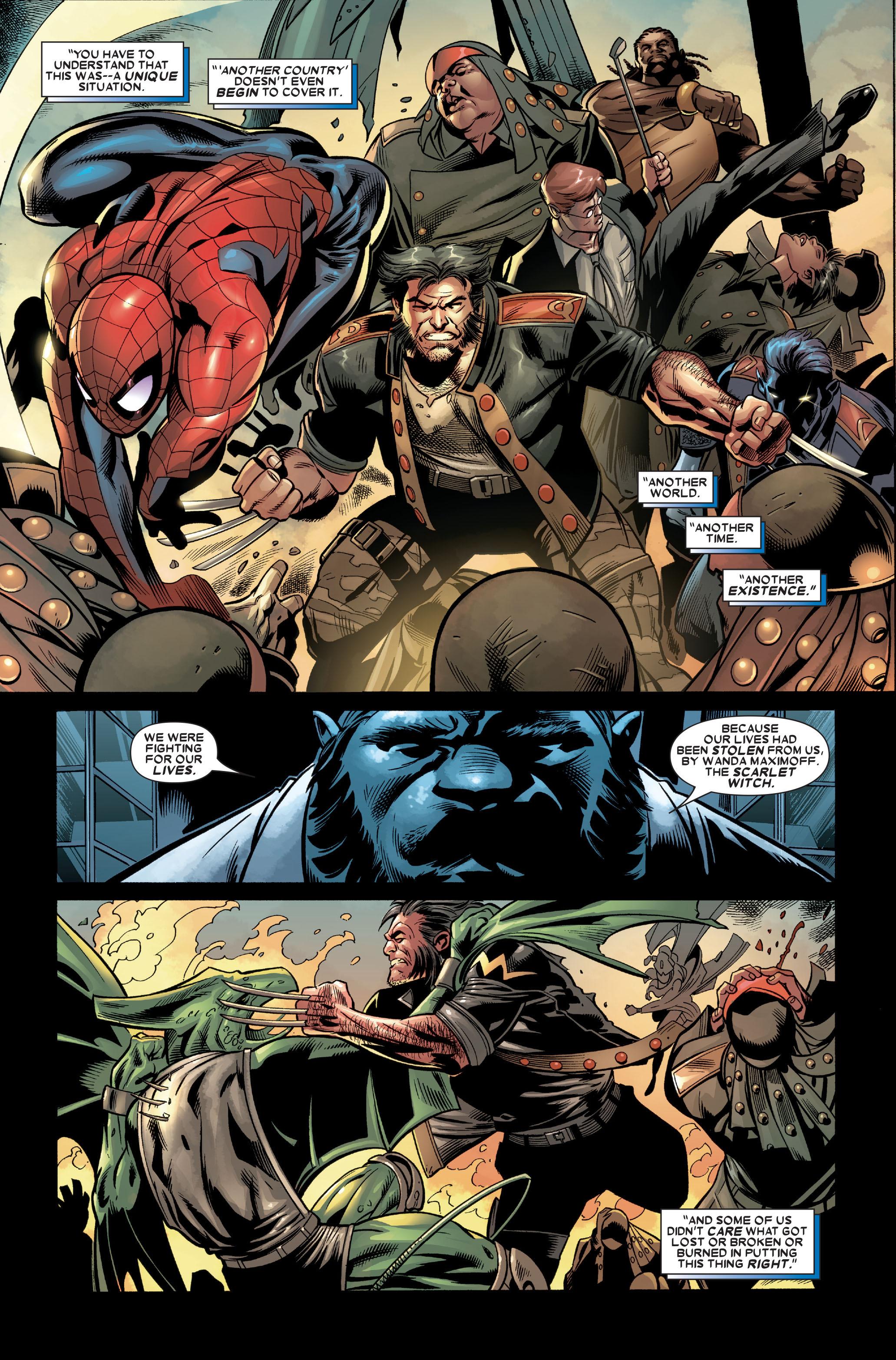 X-Men (1991) 200 Page 36