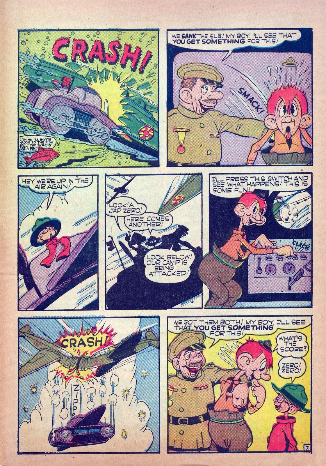 Read online Joker Comics comic -  Issue #13 - 55