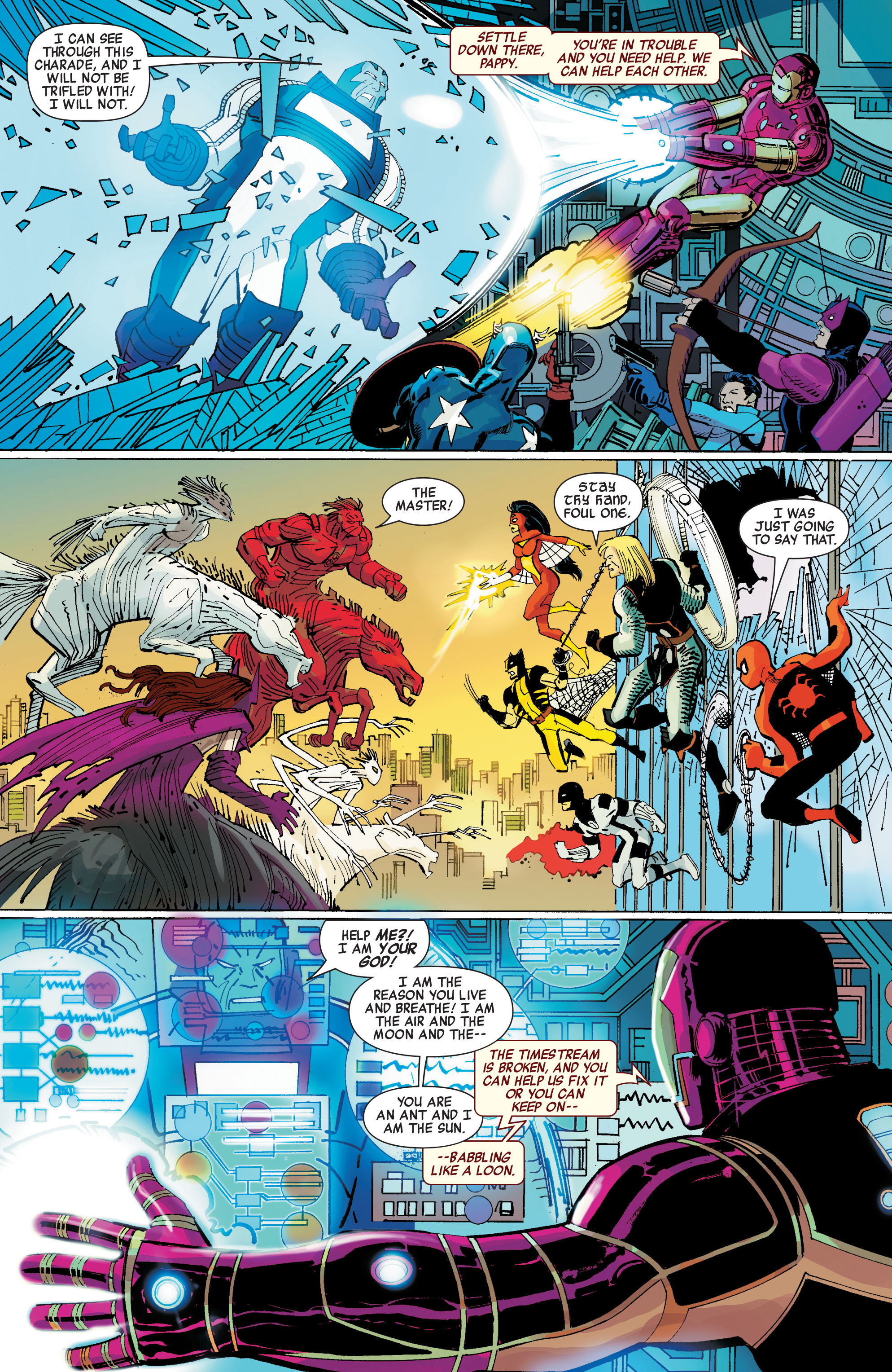 Read online Avengers (2010) comic -  Issue #3 - 14
